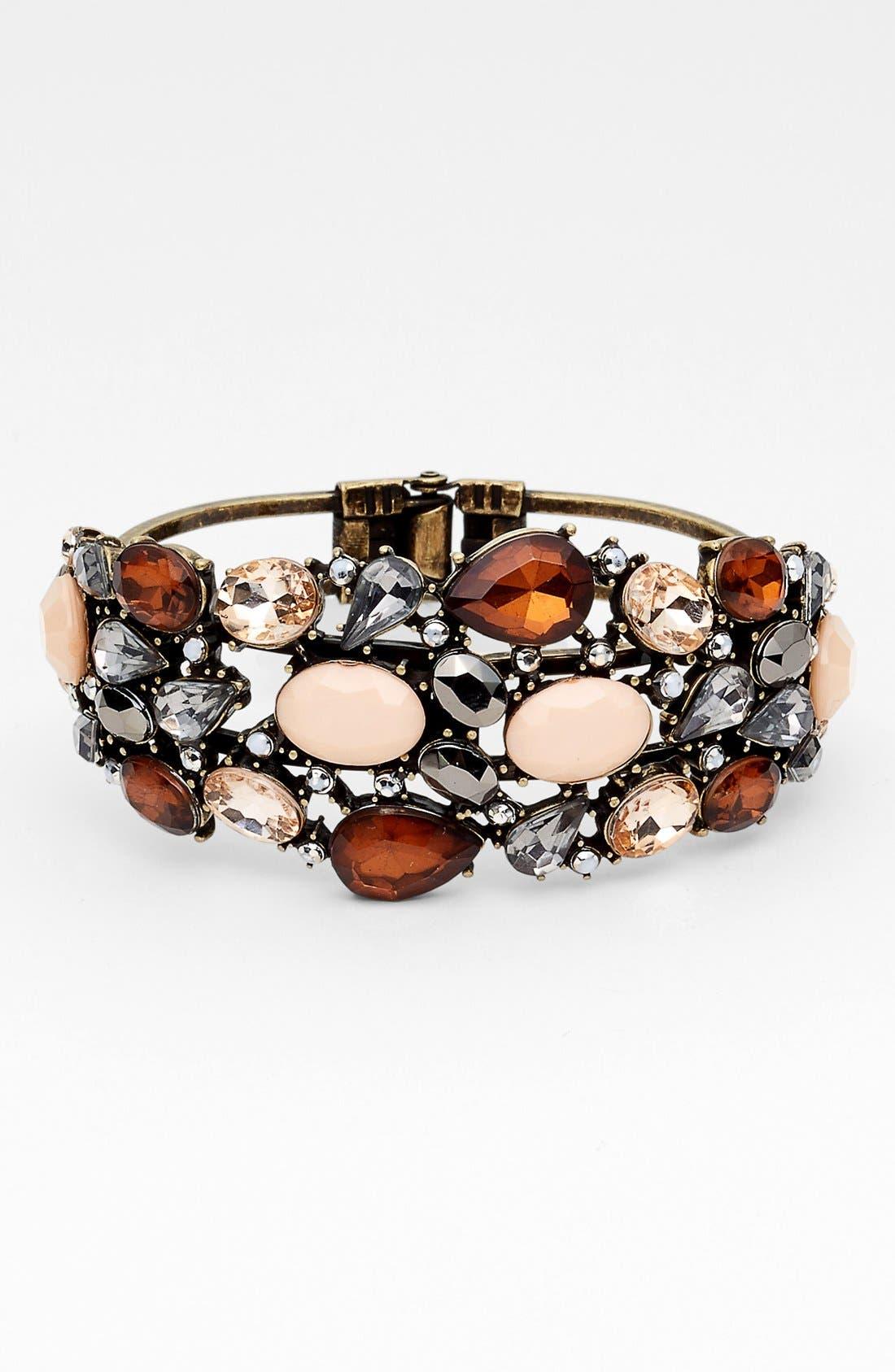 Alternate Image 1 Selected - Robert Rose 'Drama Queen' Cuff Bracelet
