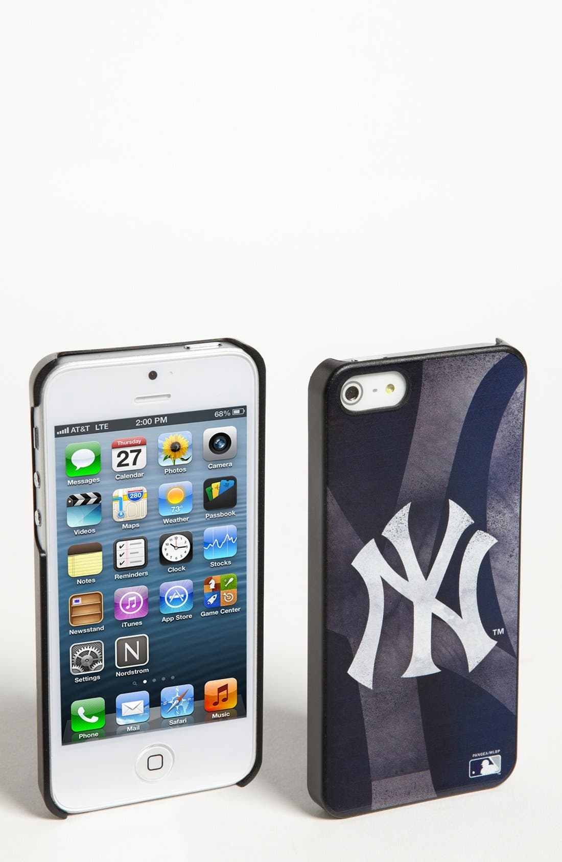 Alternate Image 1 Selected - Sports Images 'New York Yankees' iPhone 5 Case