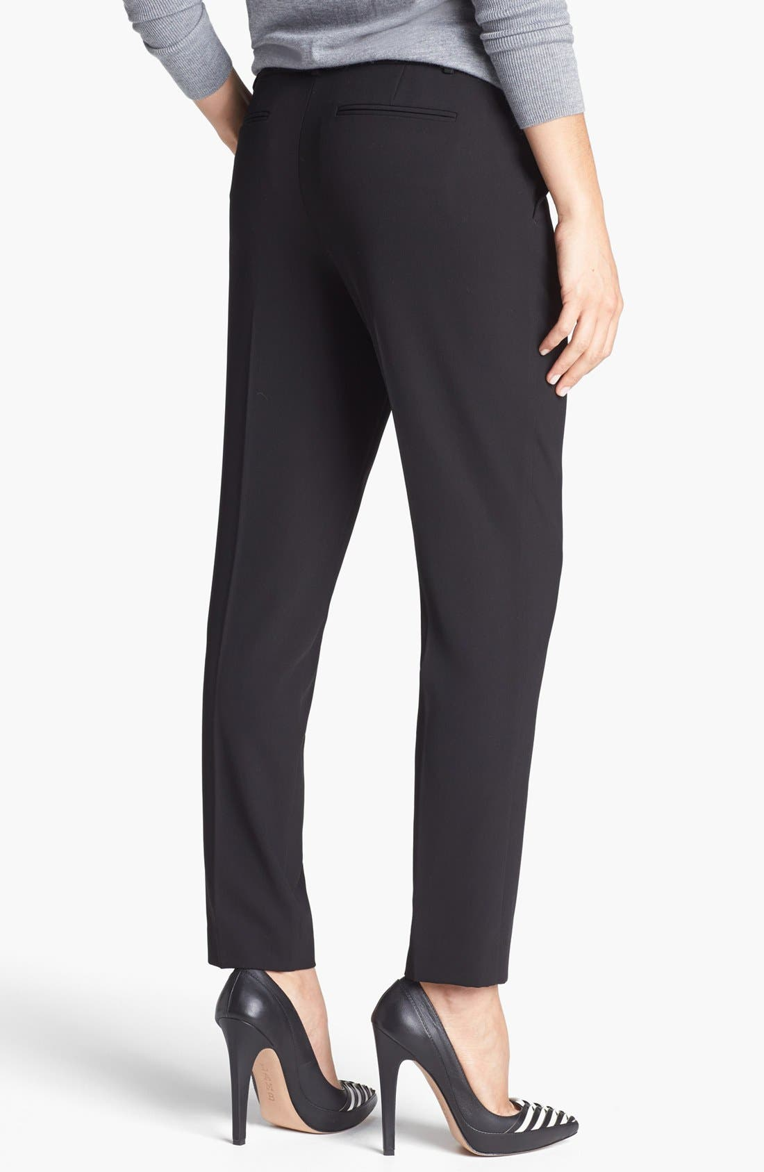 Alternate Image 2  - Trouvé Slim Ankle Pants