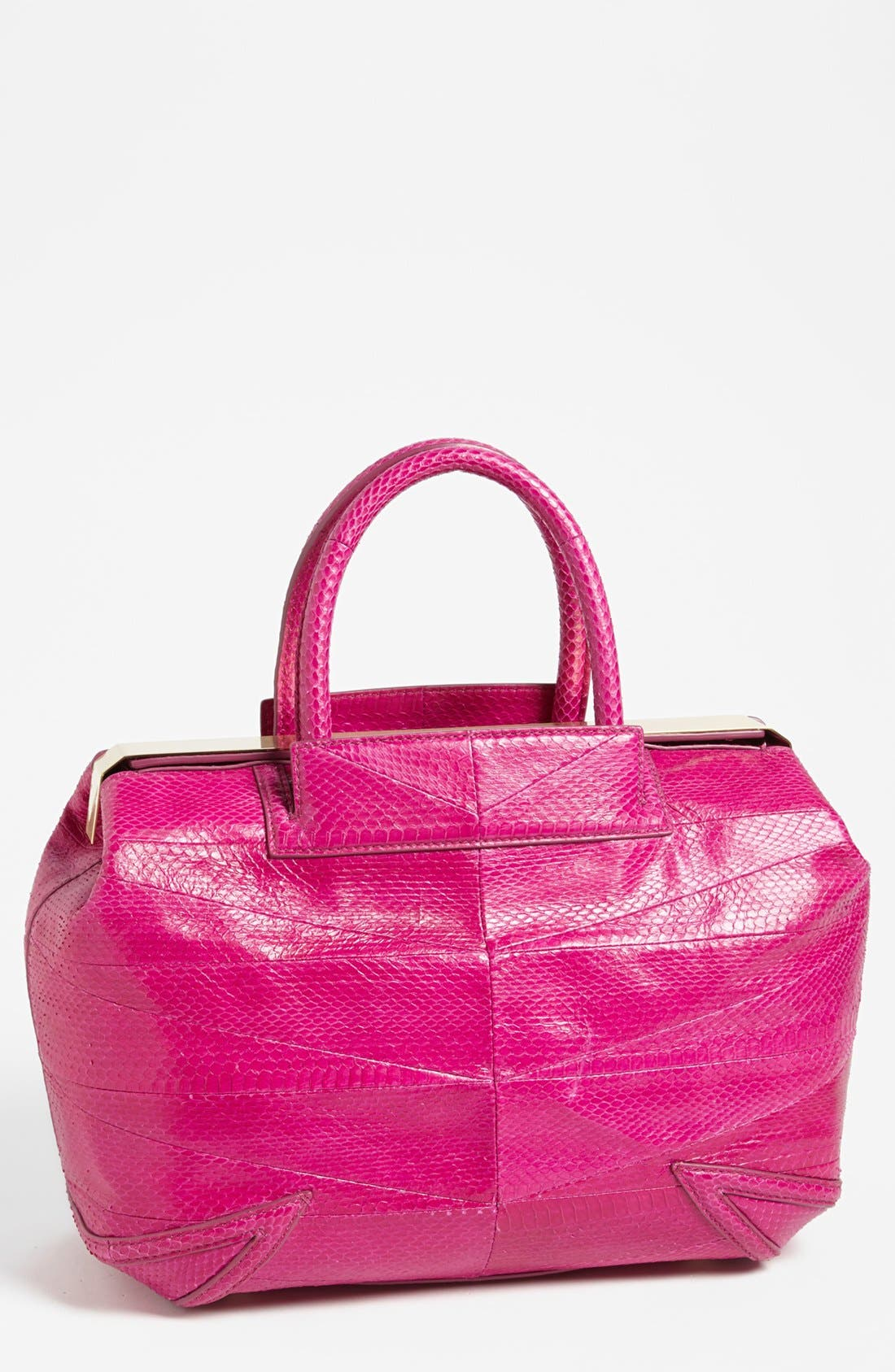 Alternate Image 1 Selected - B Brian Atwood 'Sophia' Leather Satchel