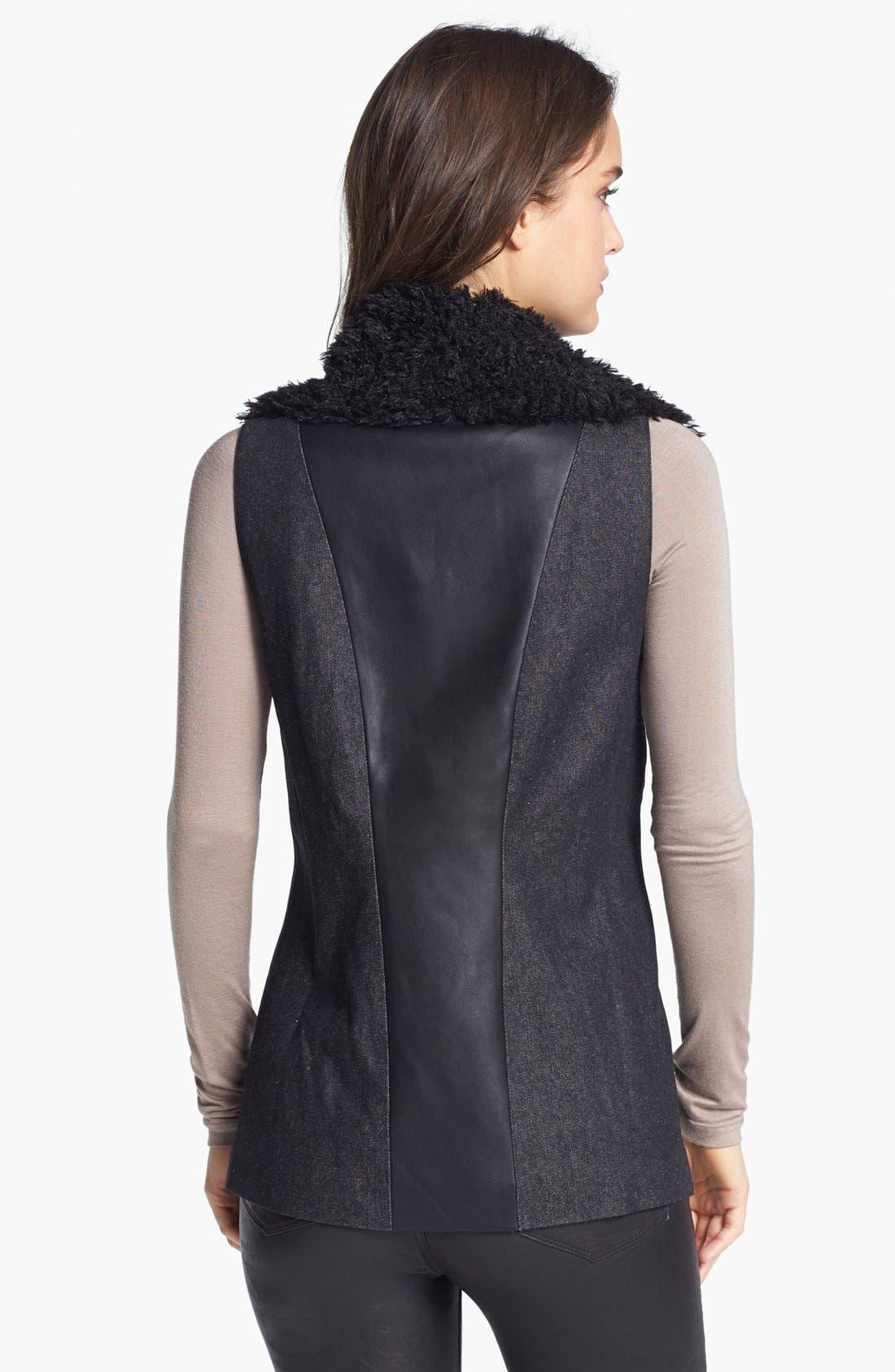 Alternate Image 2  - Echo Denim Vest