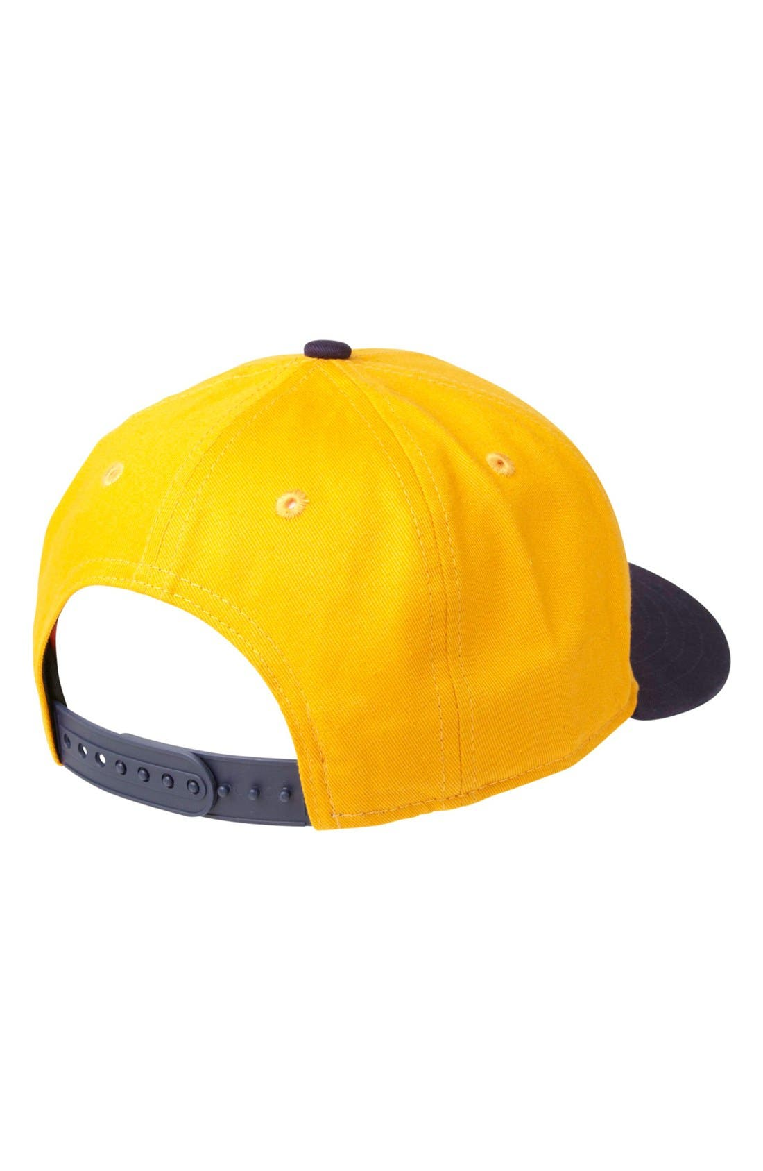 Alternate Image 3  - Quiksilver 'Dug' Baseball Cap (Baby Boys)