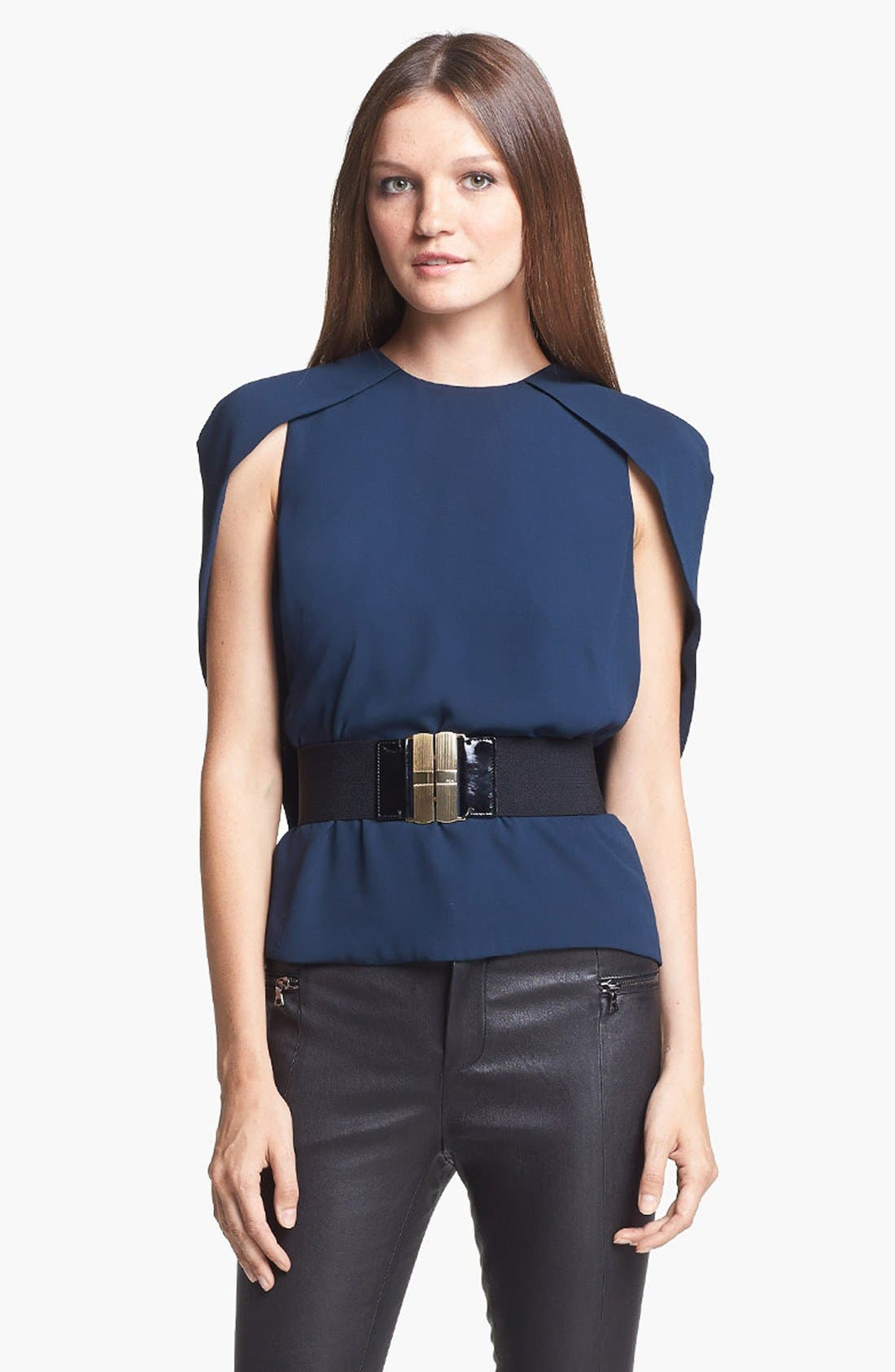 Alternate Image 1 Selected - J Brand Ready-to-Wear 'Cowley' Crepe Top