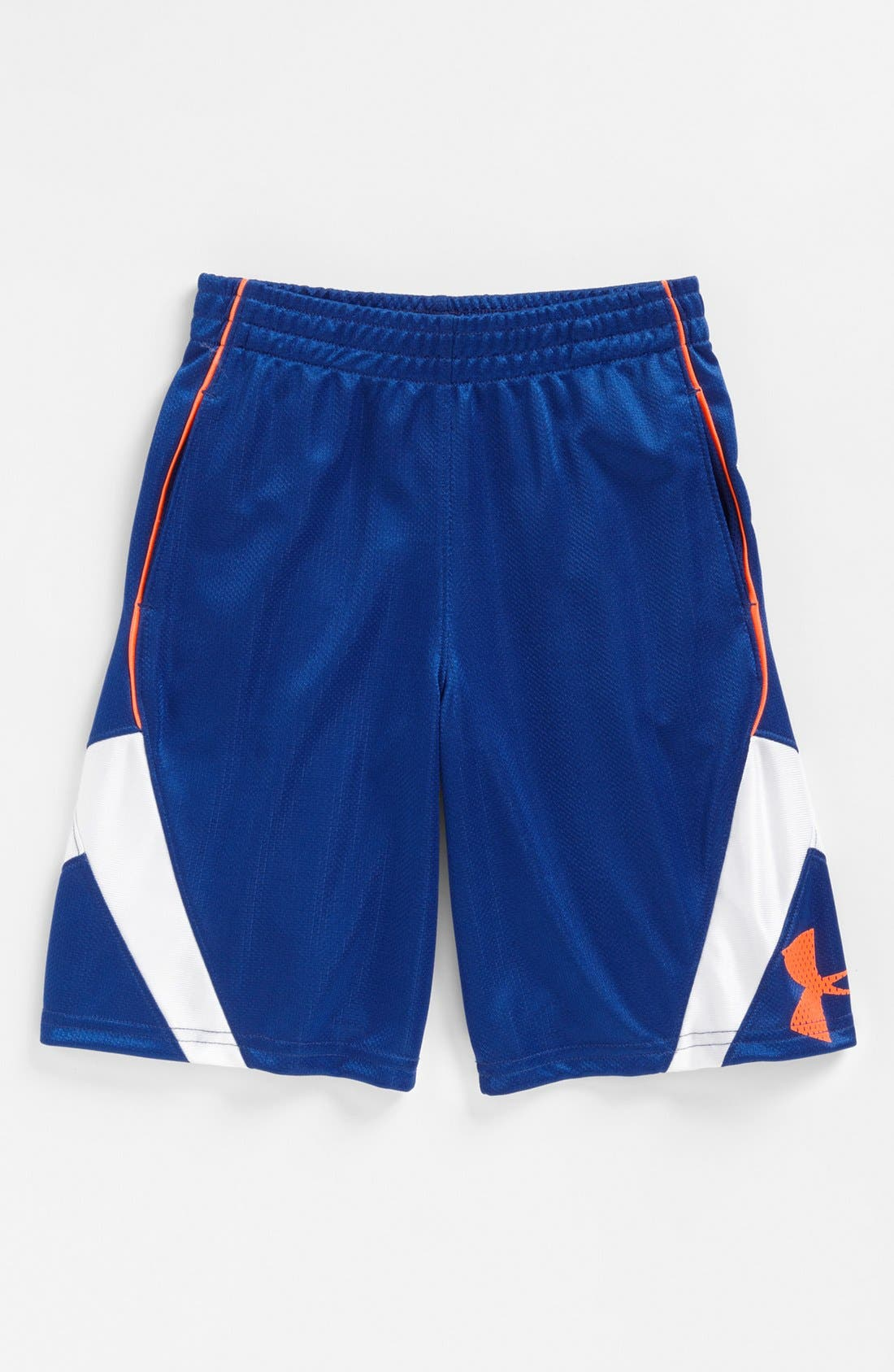 Alternate Image 1 Selected - Under Armour 'Jhawk' Shorts (Little Boys)