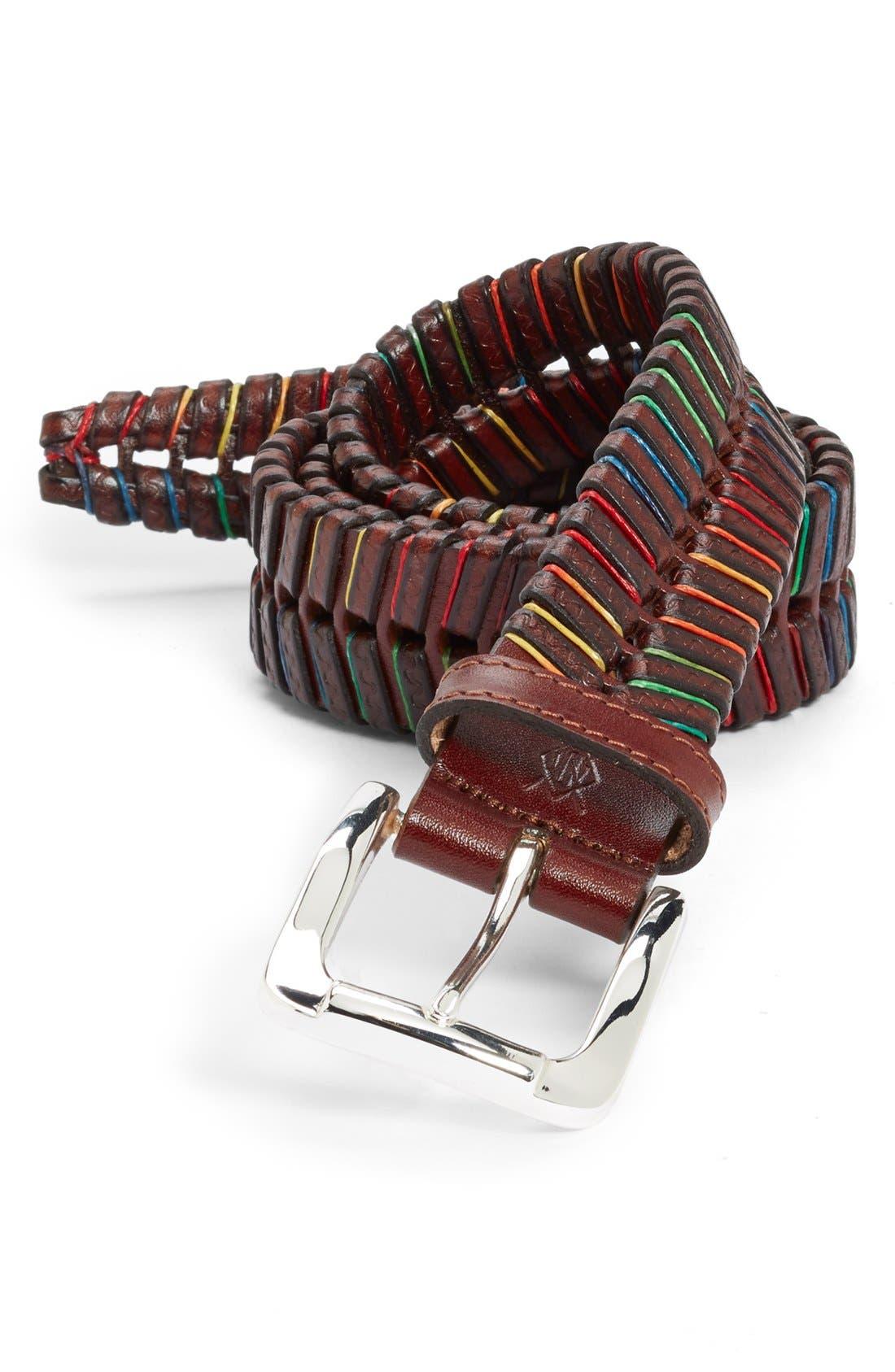 Alternate Image 1 Selected - Martin Dingman 'Livingston' Belt