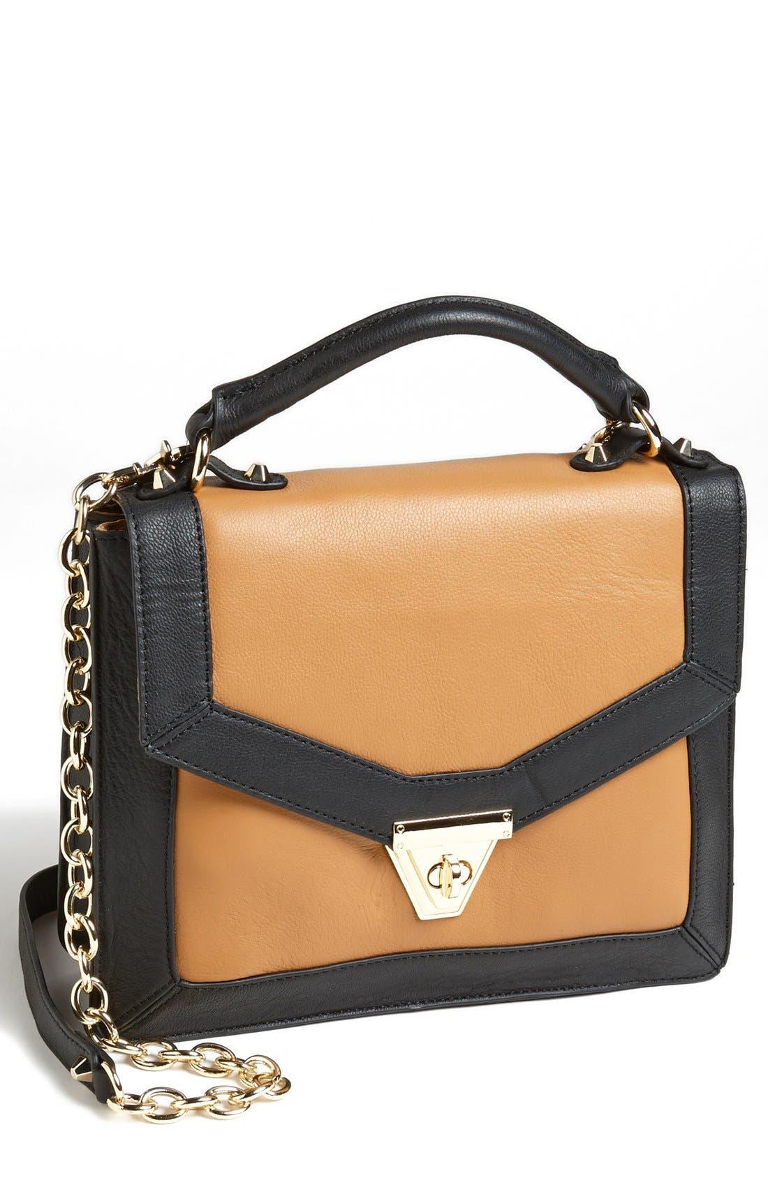 Main Image - Sole Society 'Lisette - Medium' Shoulder Bag