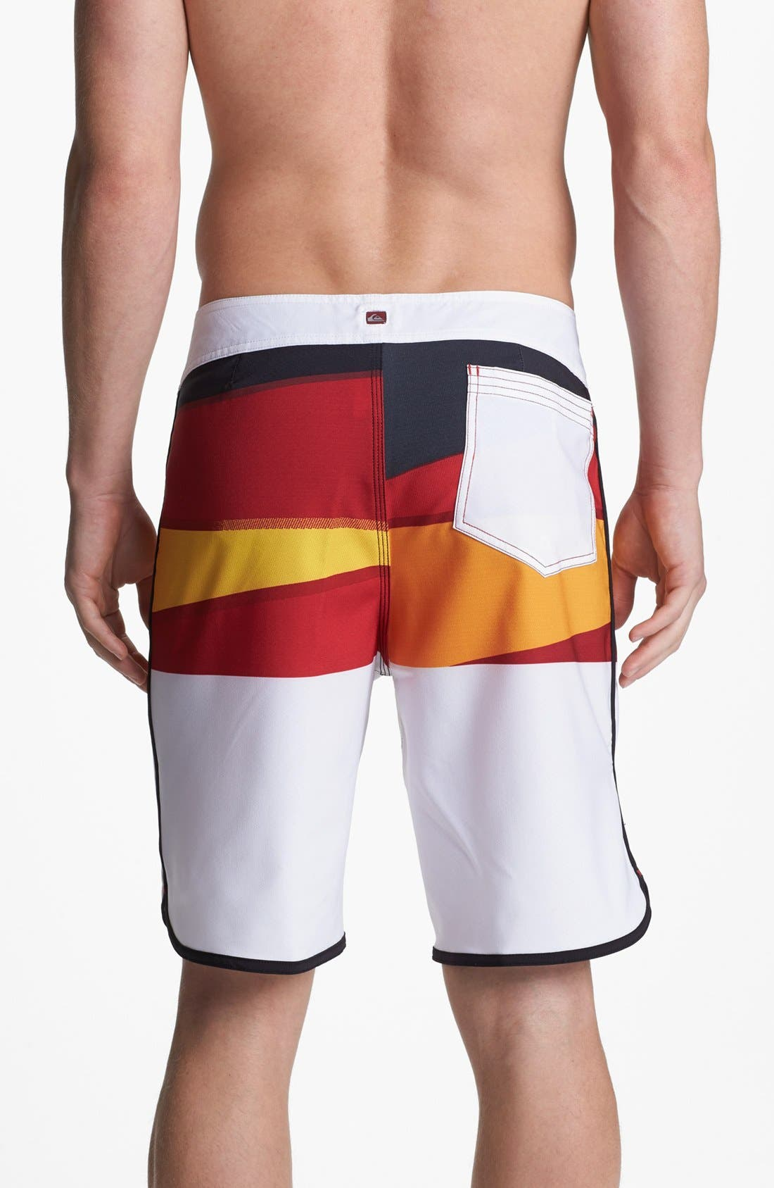 Alternate Image 2  - Quiksilver 'Repel' Board Shorts