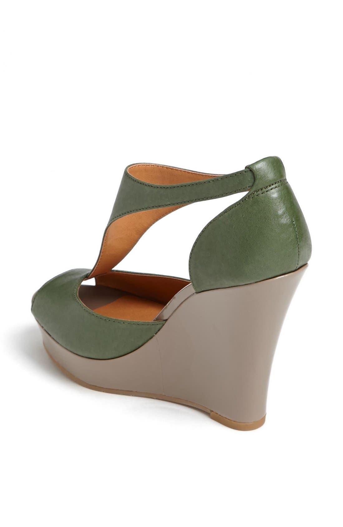 Alternate Image 2  - BC Footwear 'Lickety Split' Wedge Sandal