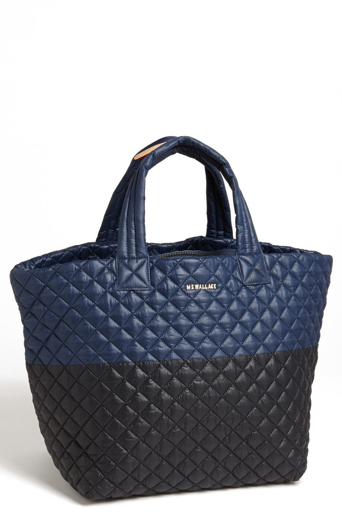 Alternate Image 1 Selected - MZ Wallace 'Large Metro' Quilted Tote