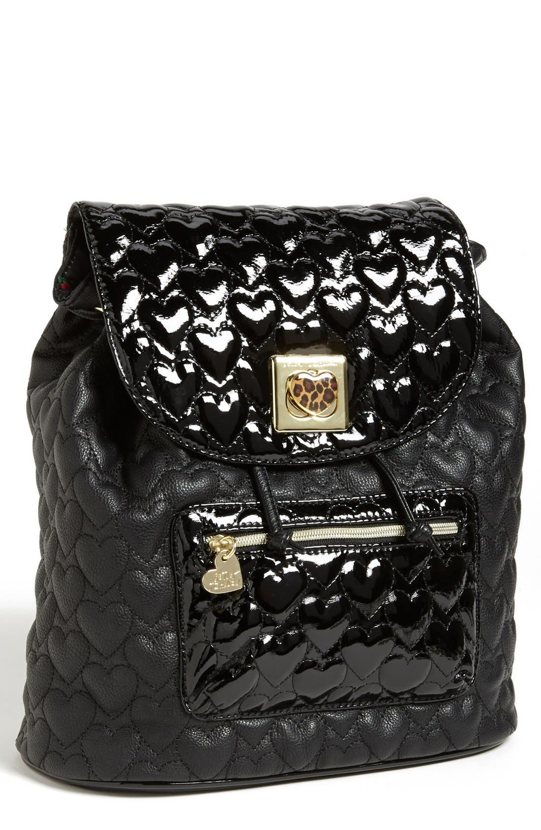 Alternate Image 1 Selected - Betsey Johnson 'Will You Be Mine' Backpack