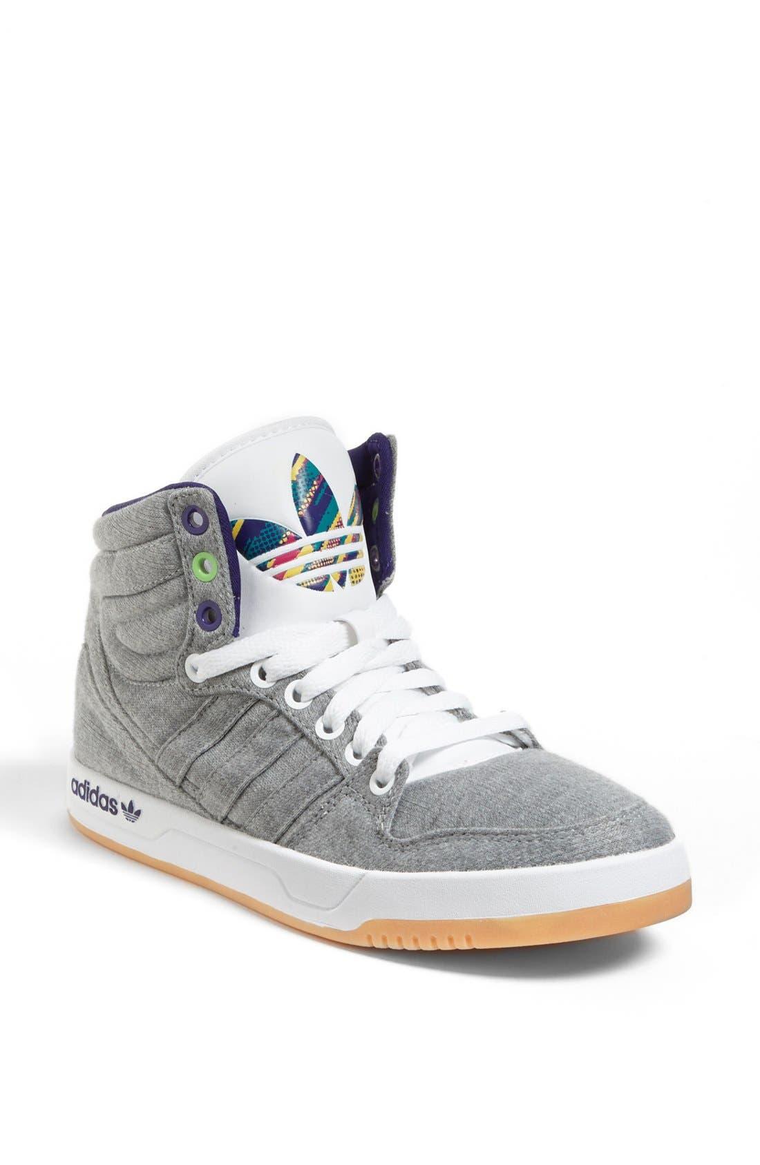 Alternate Image 1 Selected - adidas 'Court Attitude' Sneaker (Women)