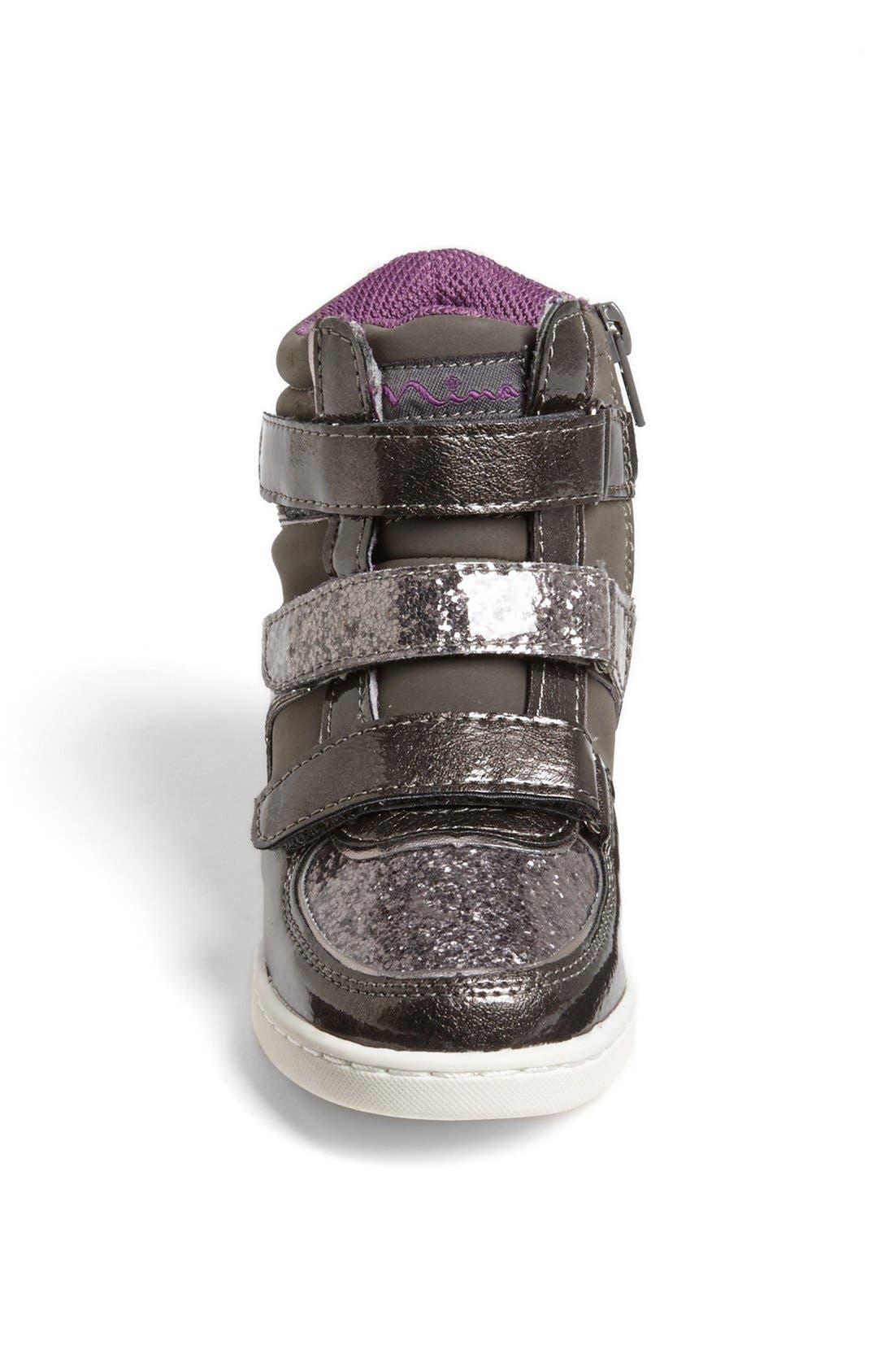 Alternate Image 3  - Nina 'Tally' Sneaker (Little Kid & Big Kid)