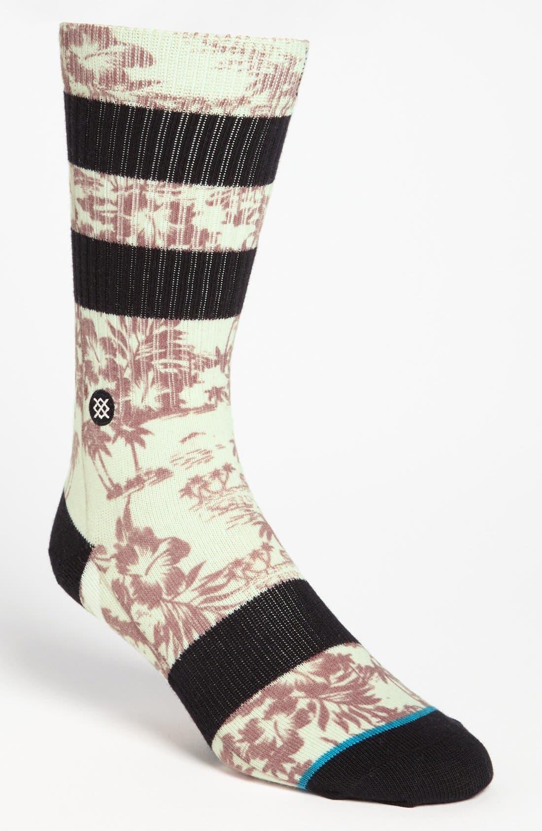Alternate Image 1 Selected - Stance 'Waipio' Dress Socks