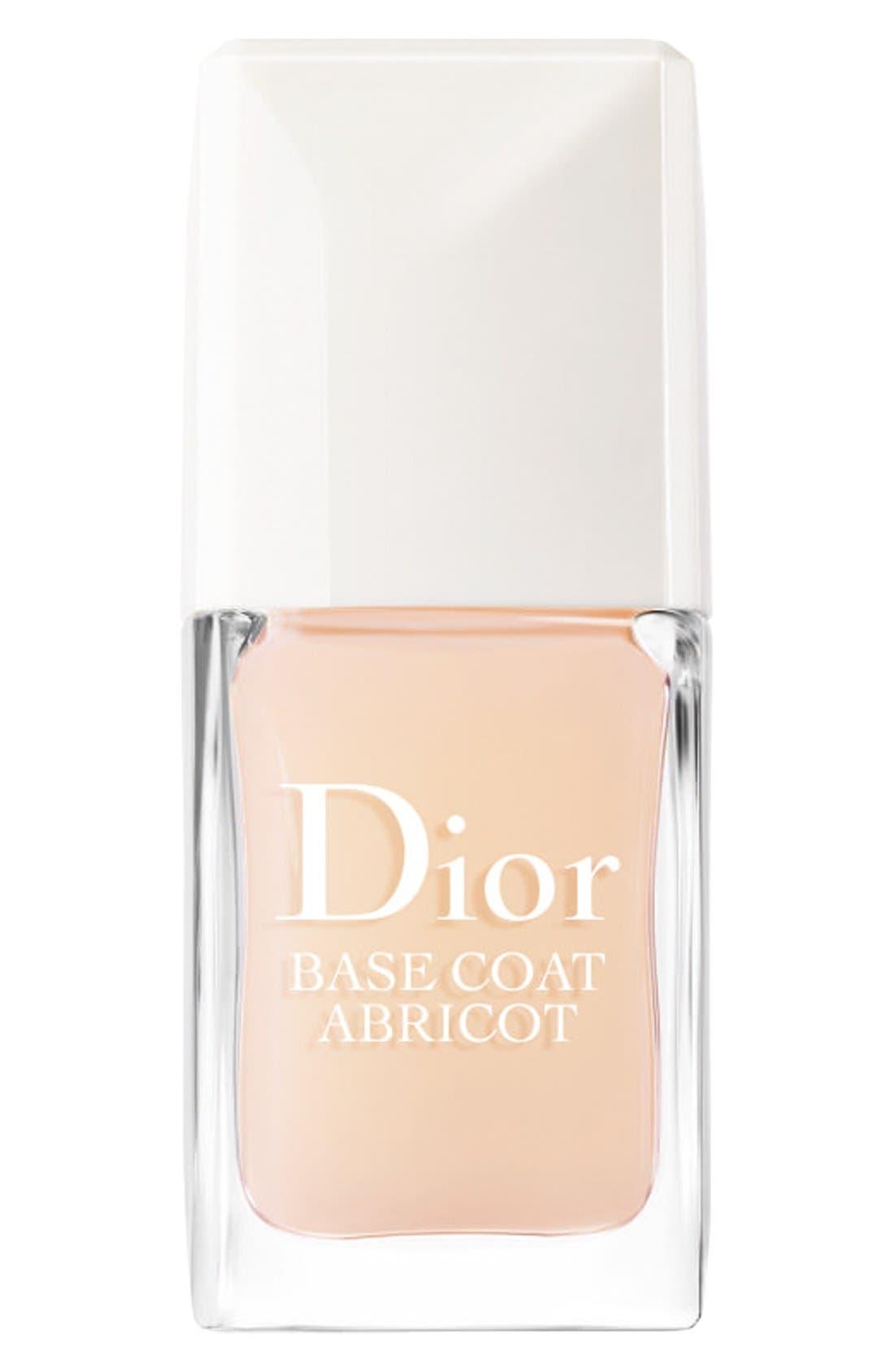 Dior 'Crème Abricot' Base Coat