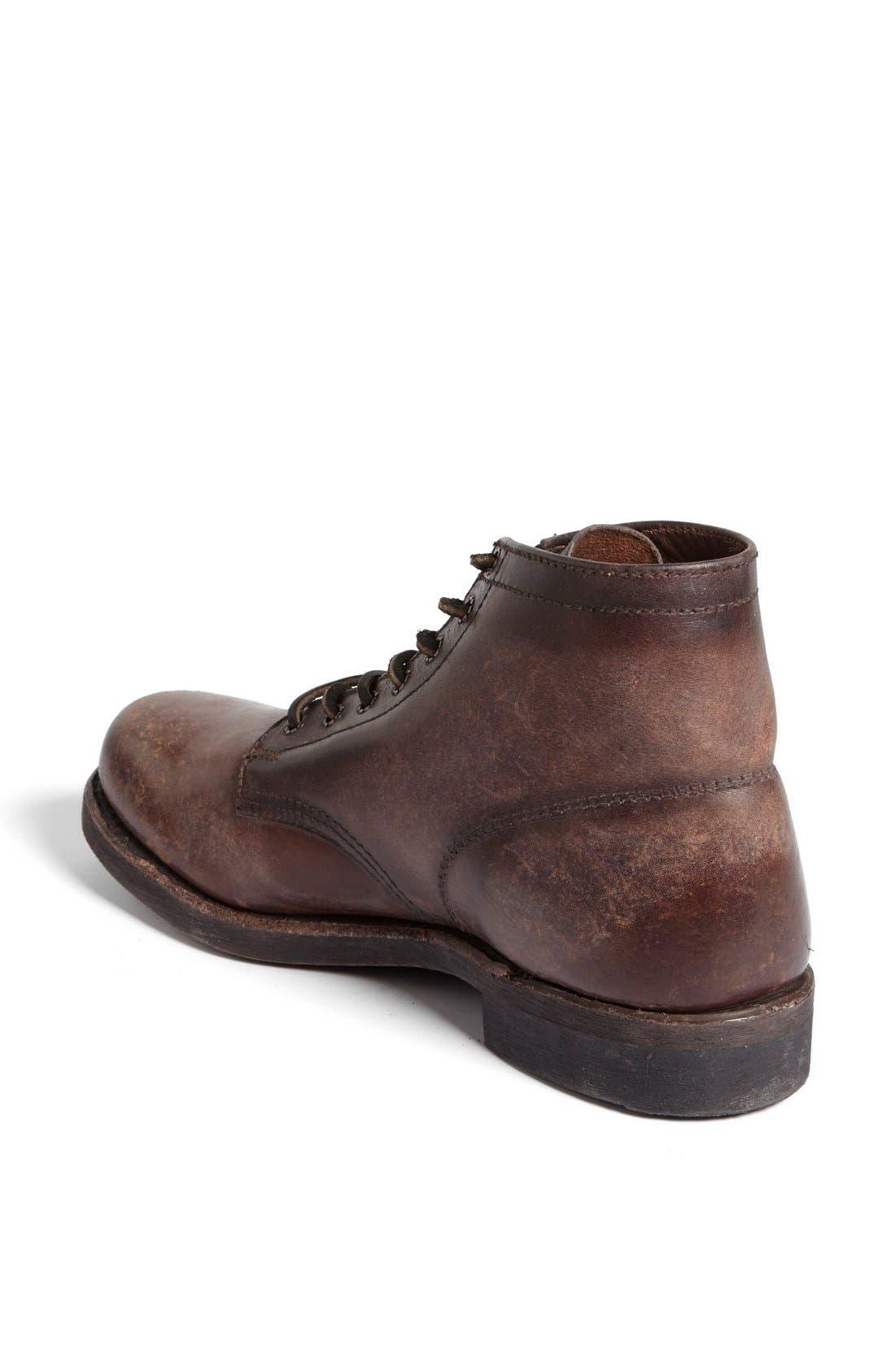 Alternate Image 2  - Frye 'Prison' Leather Boot