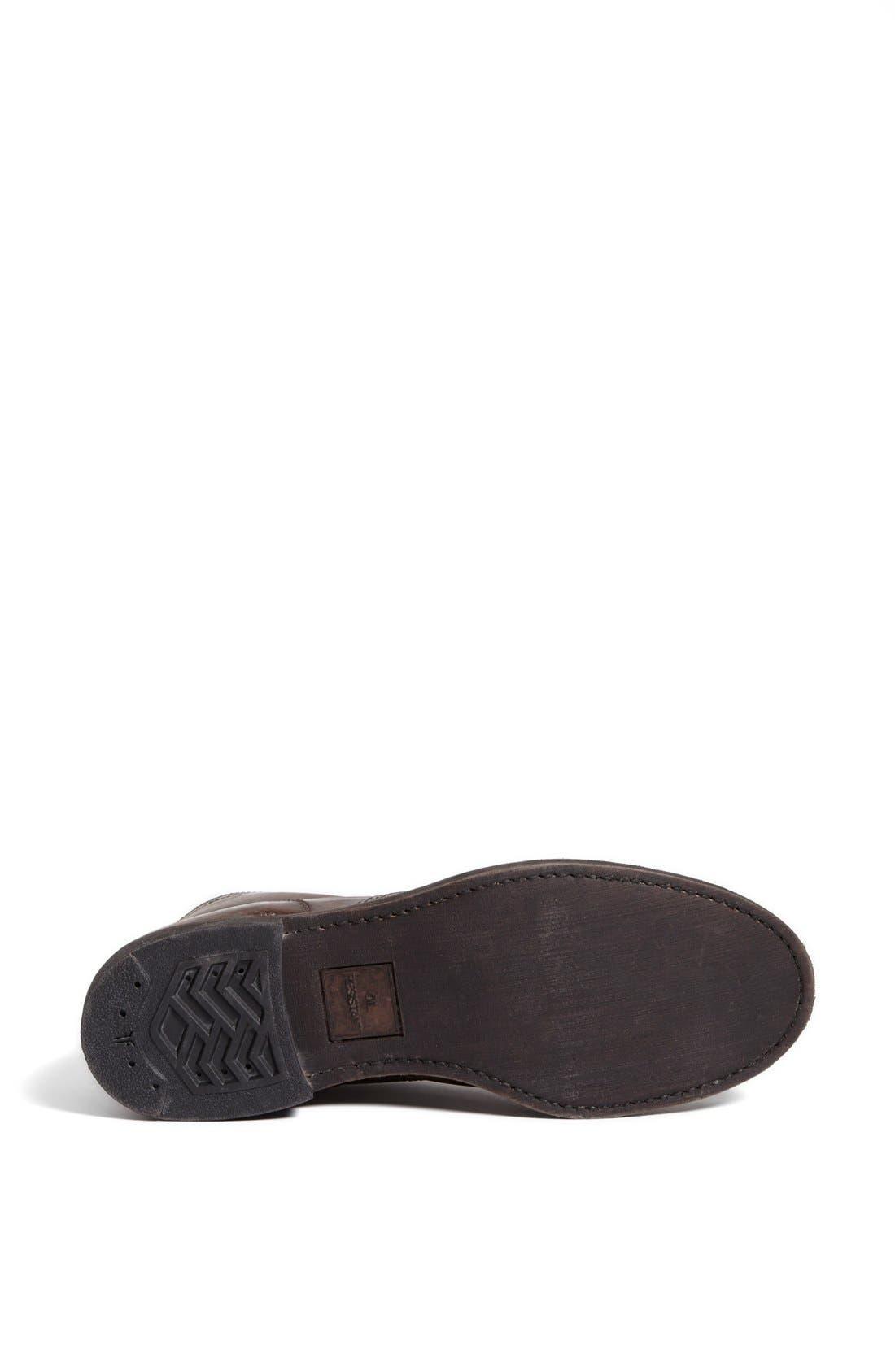 Alternate Image 4  - Frye 'Prison' Leather Boot