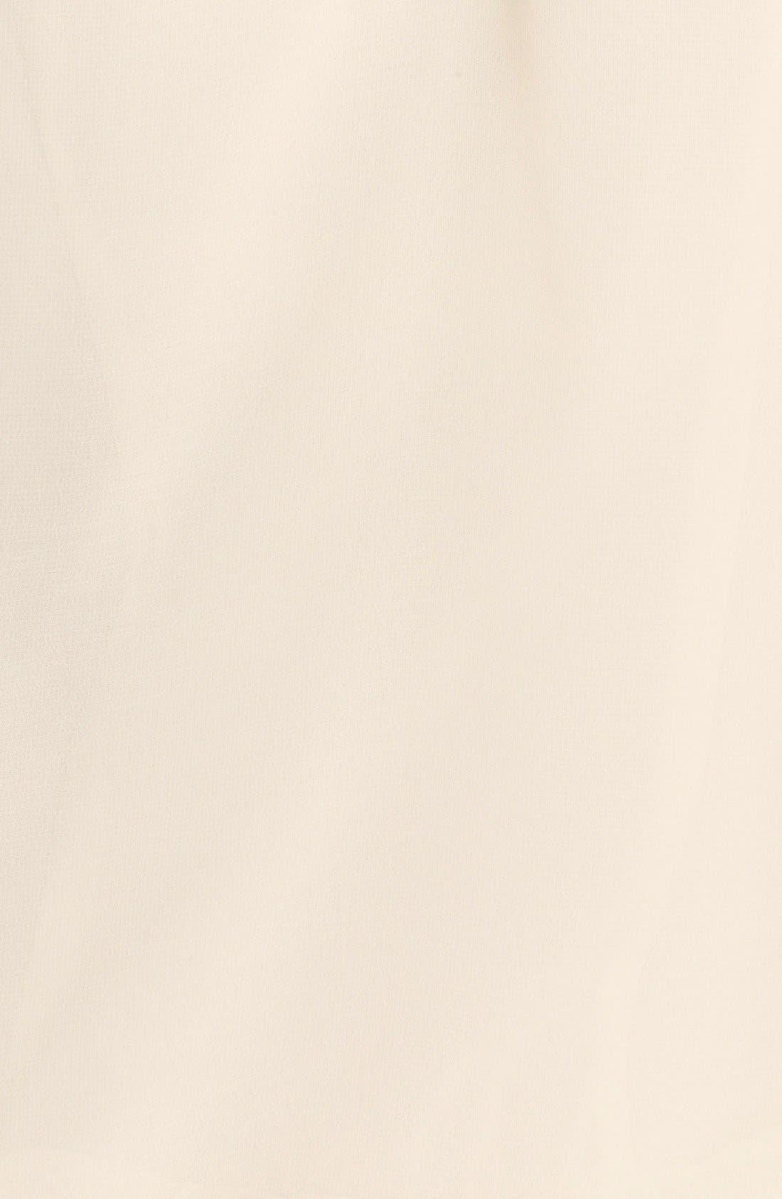 Alternate Image 3  - Aidan Mattox Embellished Blouson Dress (Online Only)