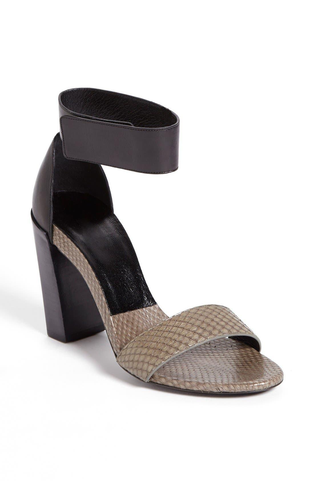 Alternate Image 1 Selected - Chloé 'Bema' Ankle Strap Sandal