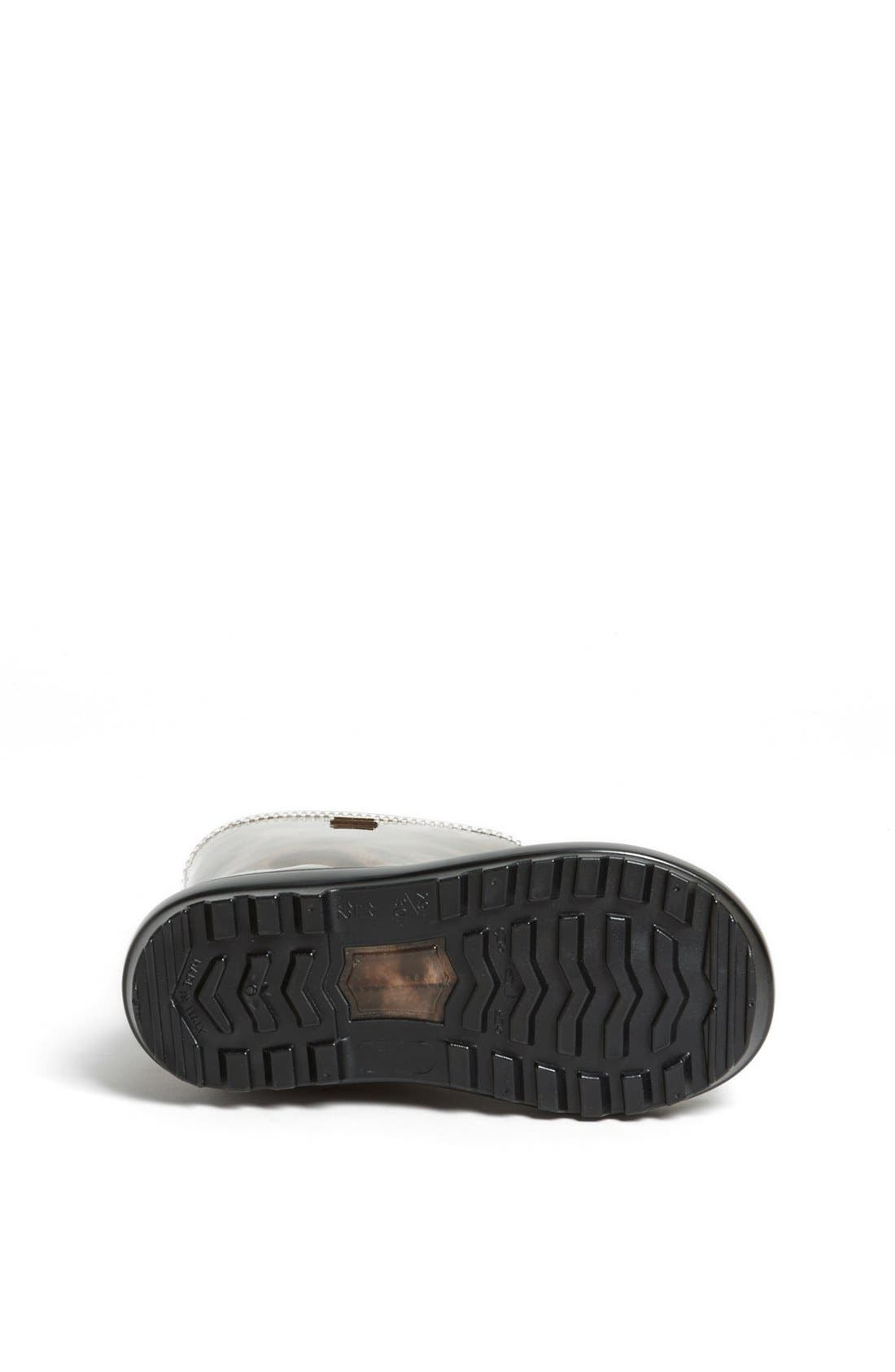Alternate Image 4  - Dolce&Gabbana 'Leo' Rain Boot (Walker, Toddler, Little Kid & Big Kid)