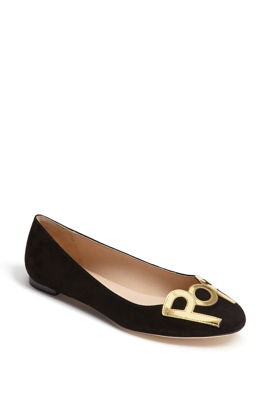 Alternate Image 1 Selected - kate spade new york 'toast' flat