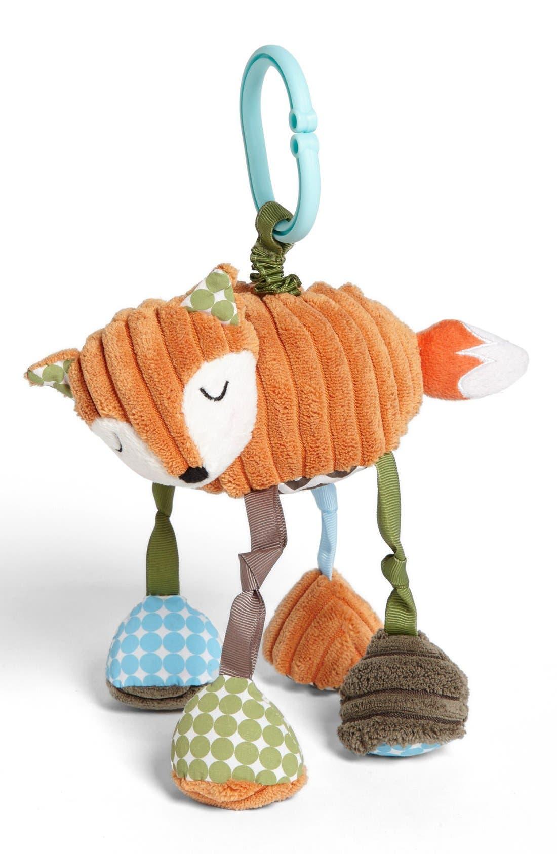 Alternate Image 1 Selected - Mud Pie 'Fox' Stroller Toy