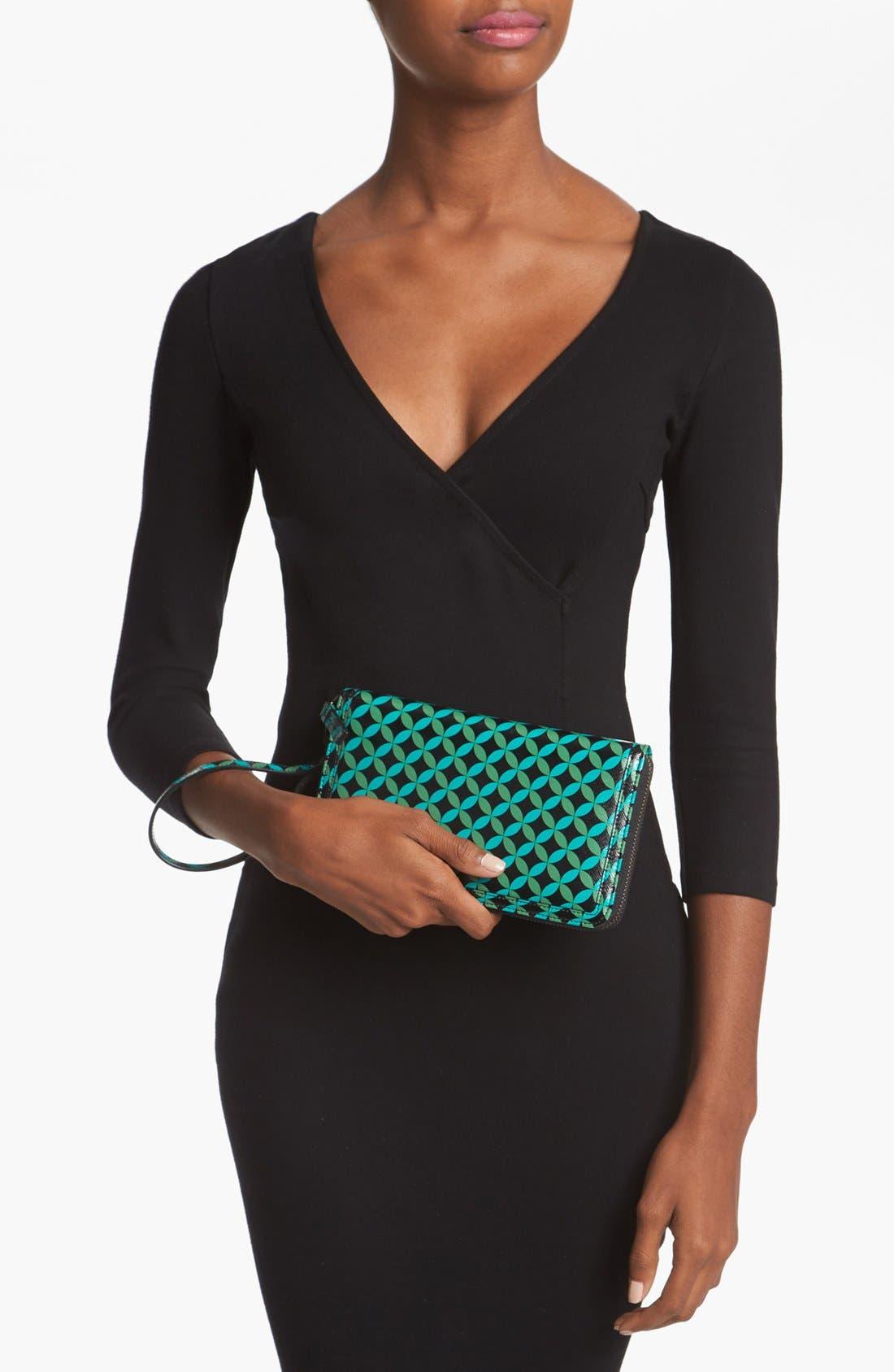 Alternate Image 4  - Halogen® Zip Around Wallet