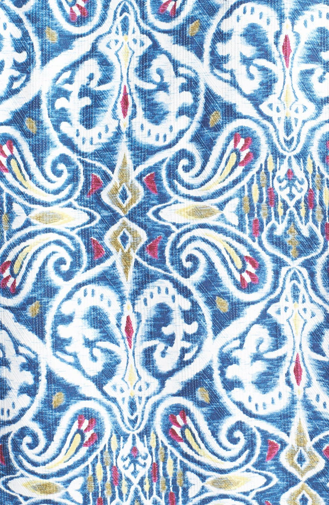 Alternate Image 3  - Tommy Bahama 'Aziza' Ikat Silk Campshirt