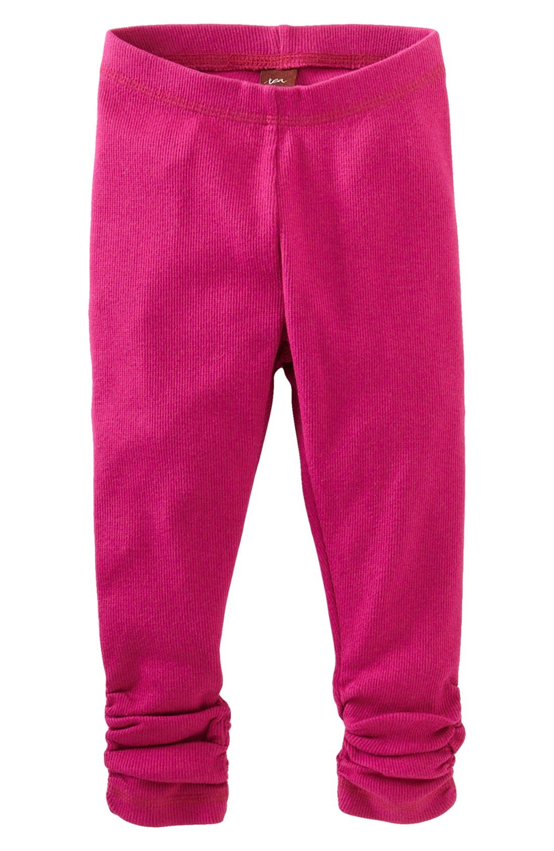 Alternate Image 1 Selected - Tea Collection Leggings (Toddler Girls)