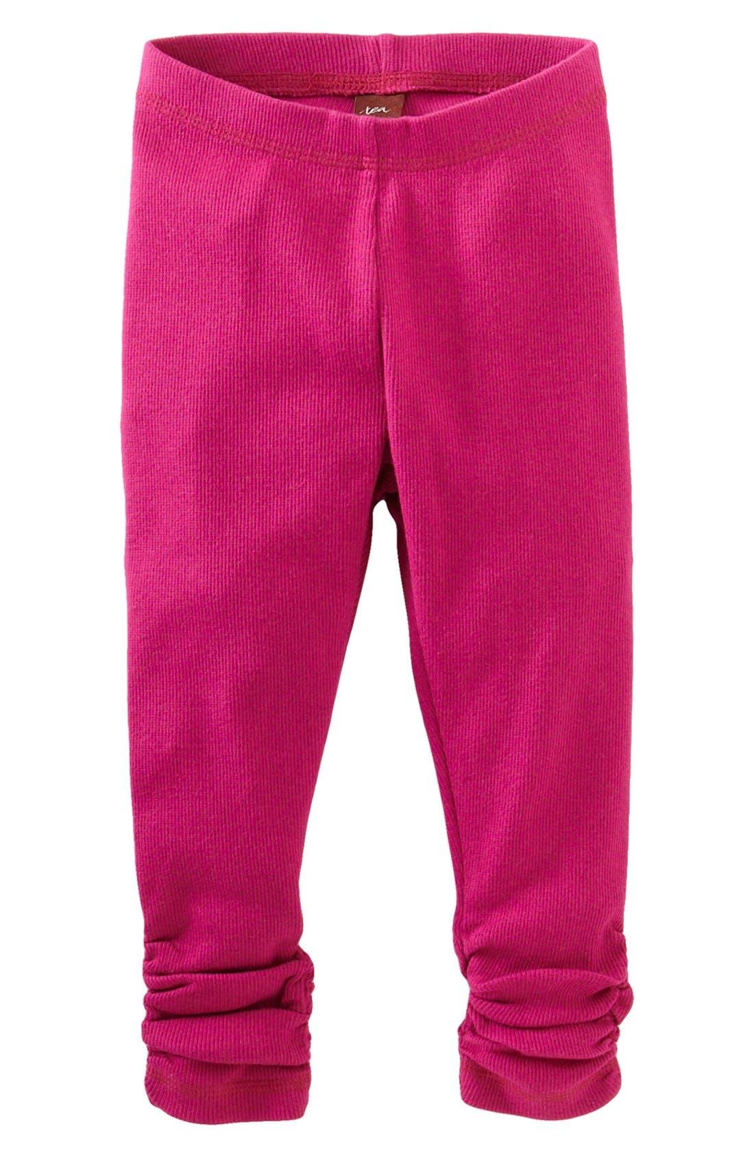 Main Image - Tea Collection Leggings (Toddler Girls)