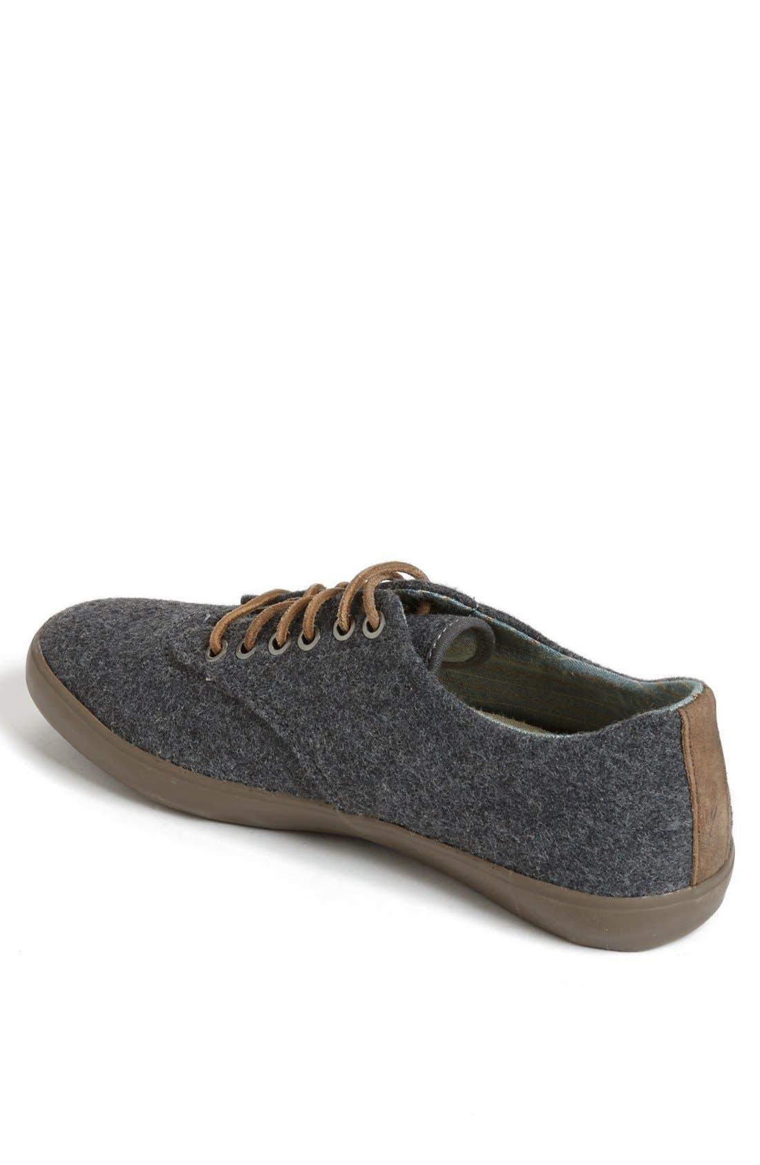 Alternate Image 2  - SeaVees 'Hermosa Plimsoll Surplus' Boiled Wool Sneaker