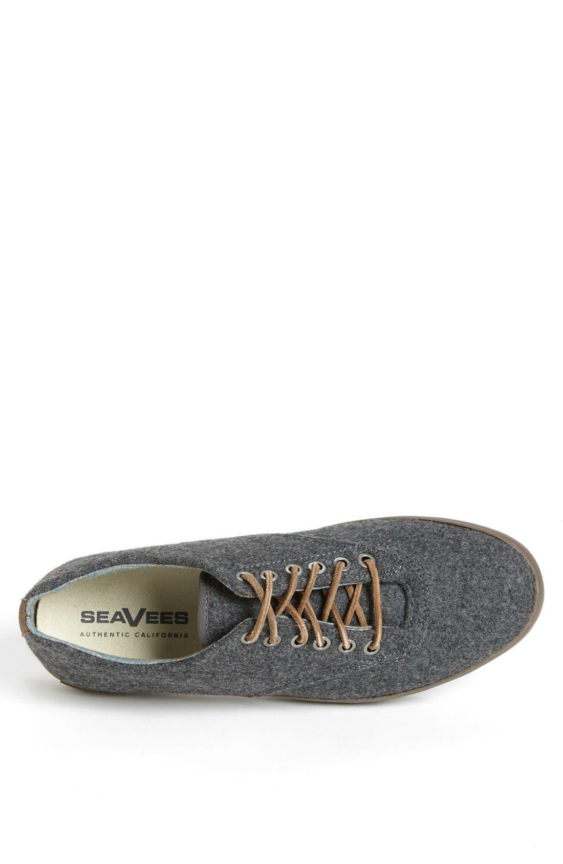 Alternate Image 3  - SeaVees 'Hermosa Plimsoll Surplus' Boiled Wool Sneaker