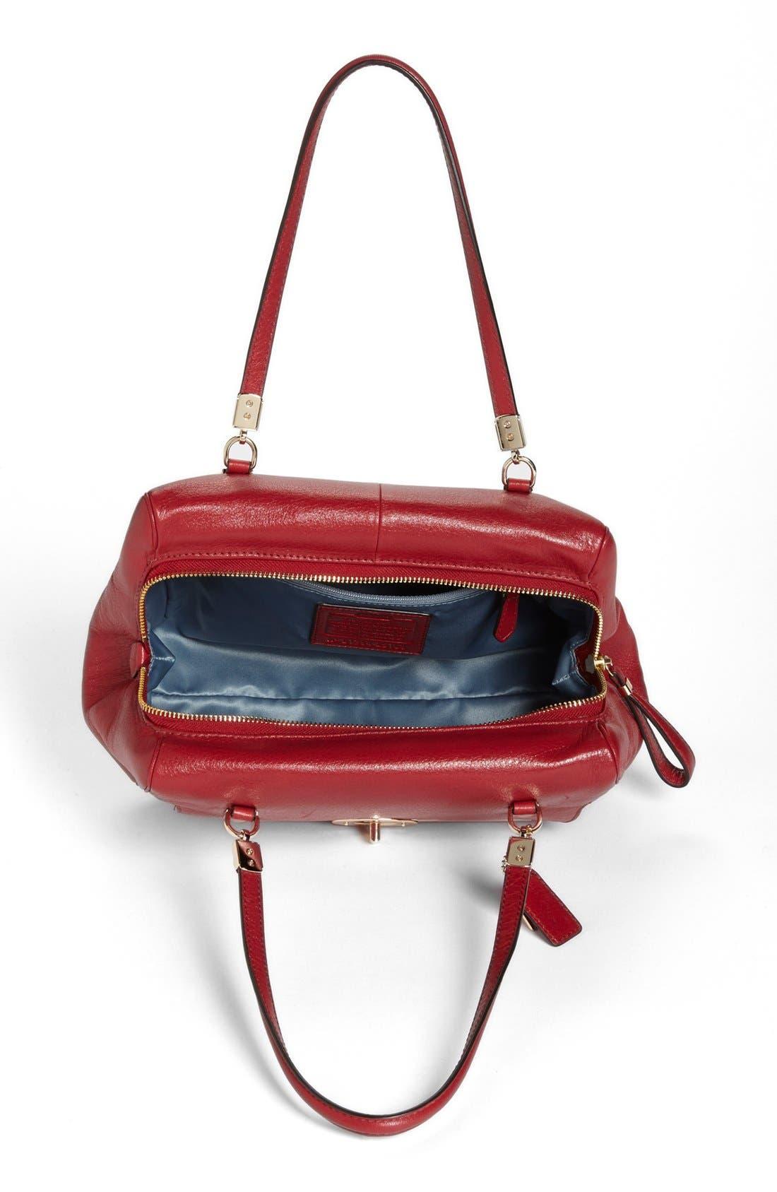 Alternate Image 7  - COACH 'Madison' Leather Crossbody Bag