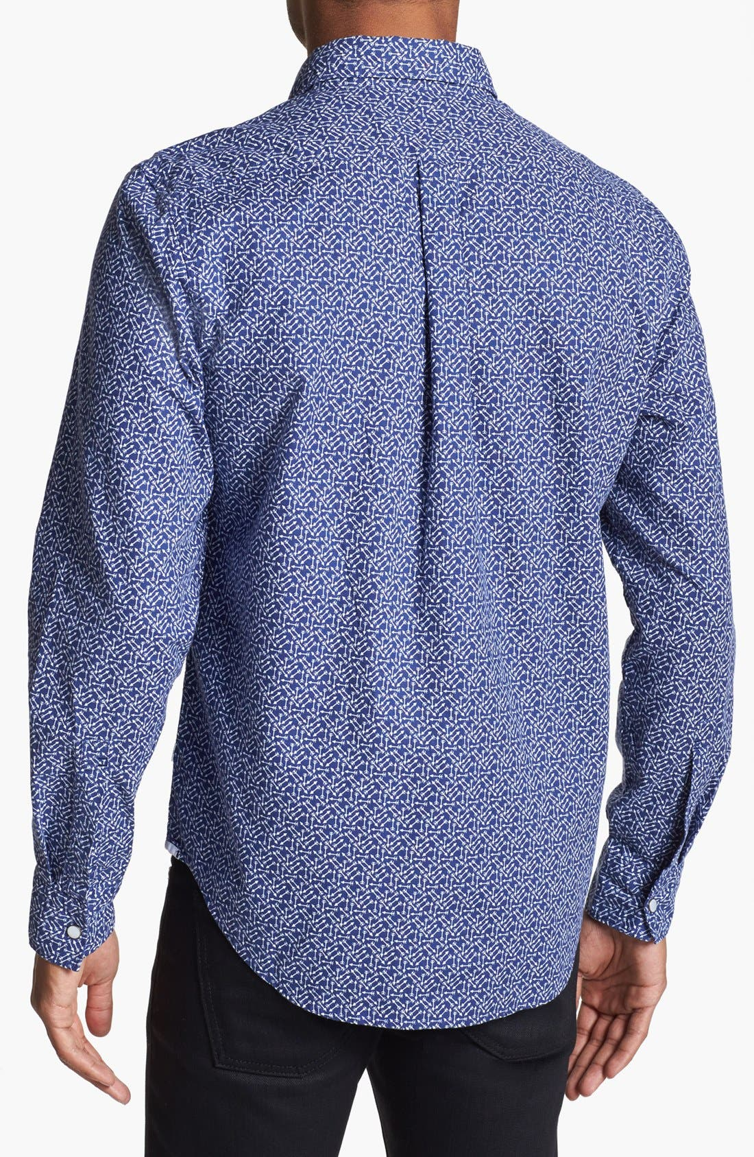 Alternate Image 3  - Levi's® 'King' Western Shirt