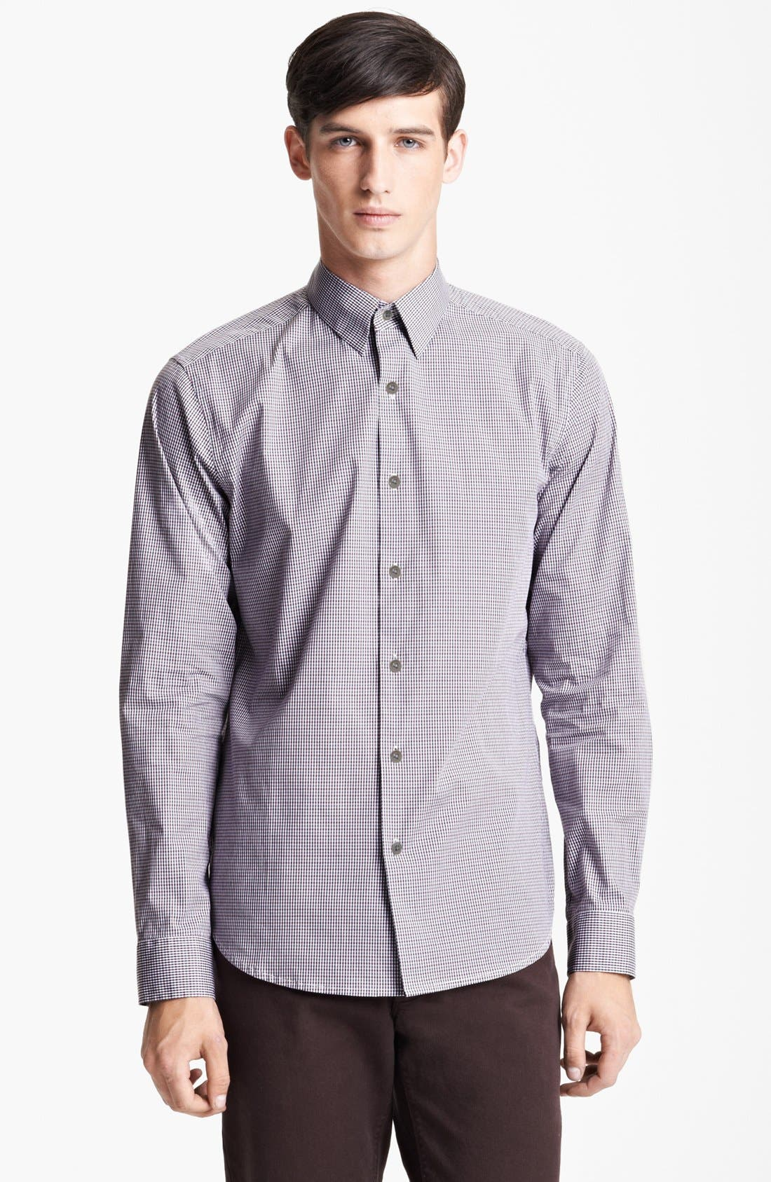 Alternate Image 1 Selected - Theory 'Accolade' Woven Shirt