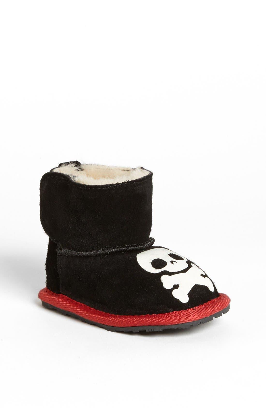Alternate Image 1 Selected - EMU Australia 'Scallywag' Boot (Baby & Walker)