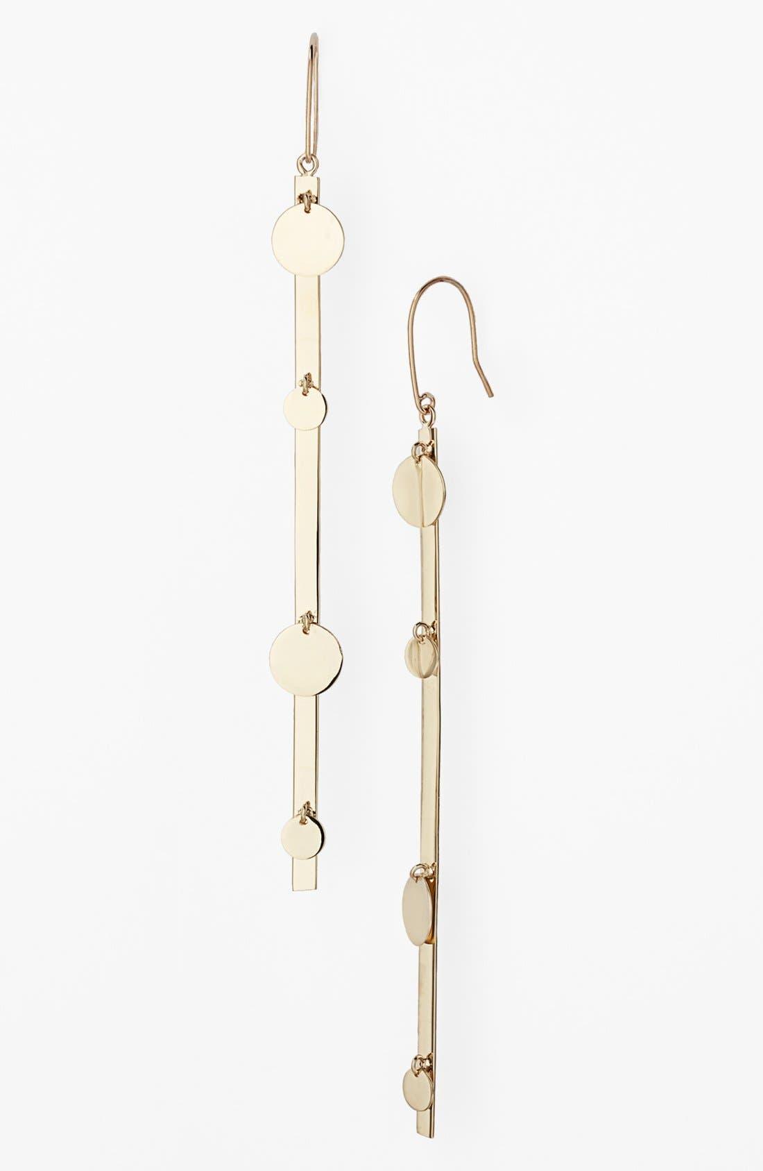 Alternate Image 1 Selected - Lana Jewelry 'Spellbound - Gypsy' Bar Drop Earrings
