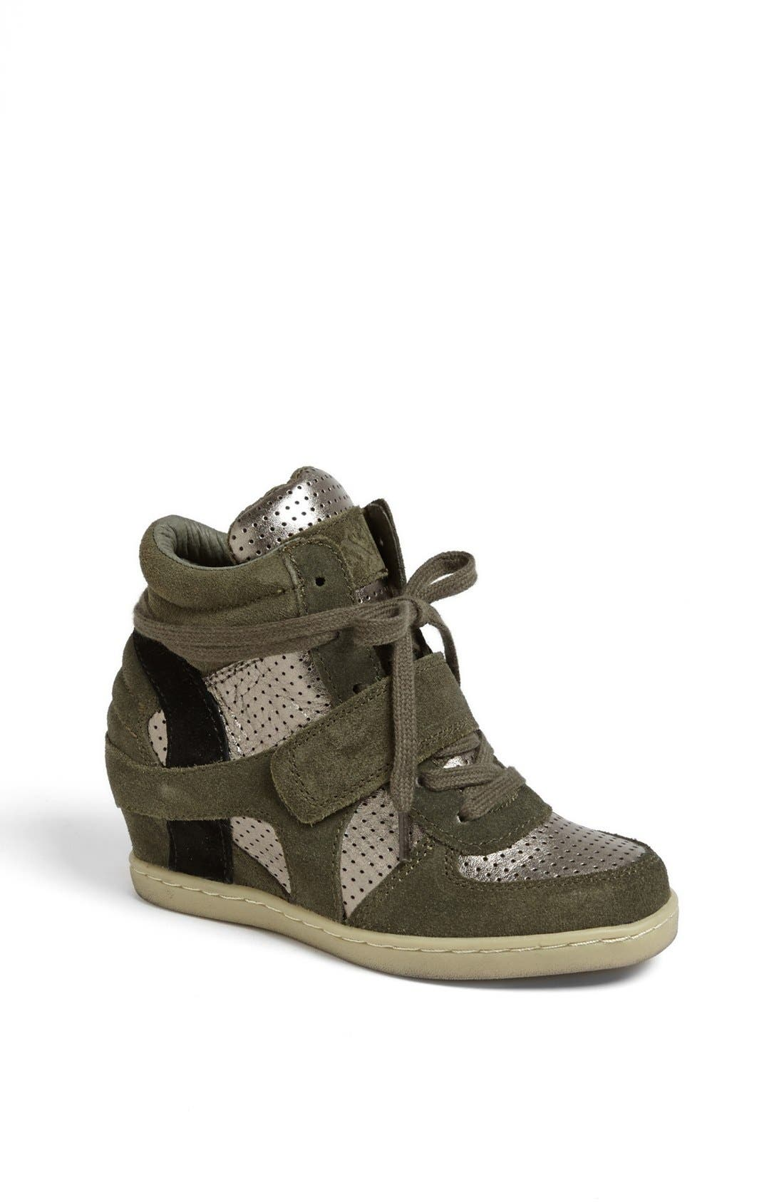 Alternate Image 1 Selected - Ash 'Babe' Hidden Wedge Sneaker (Toddler, Little Kid & Big Kid)