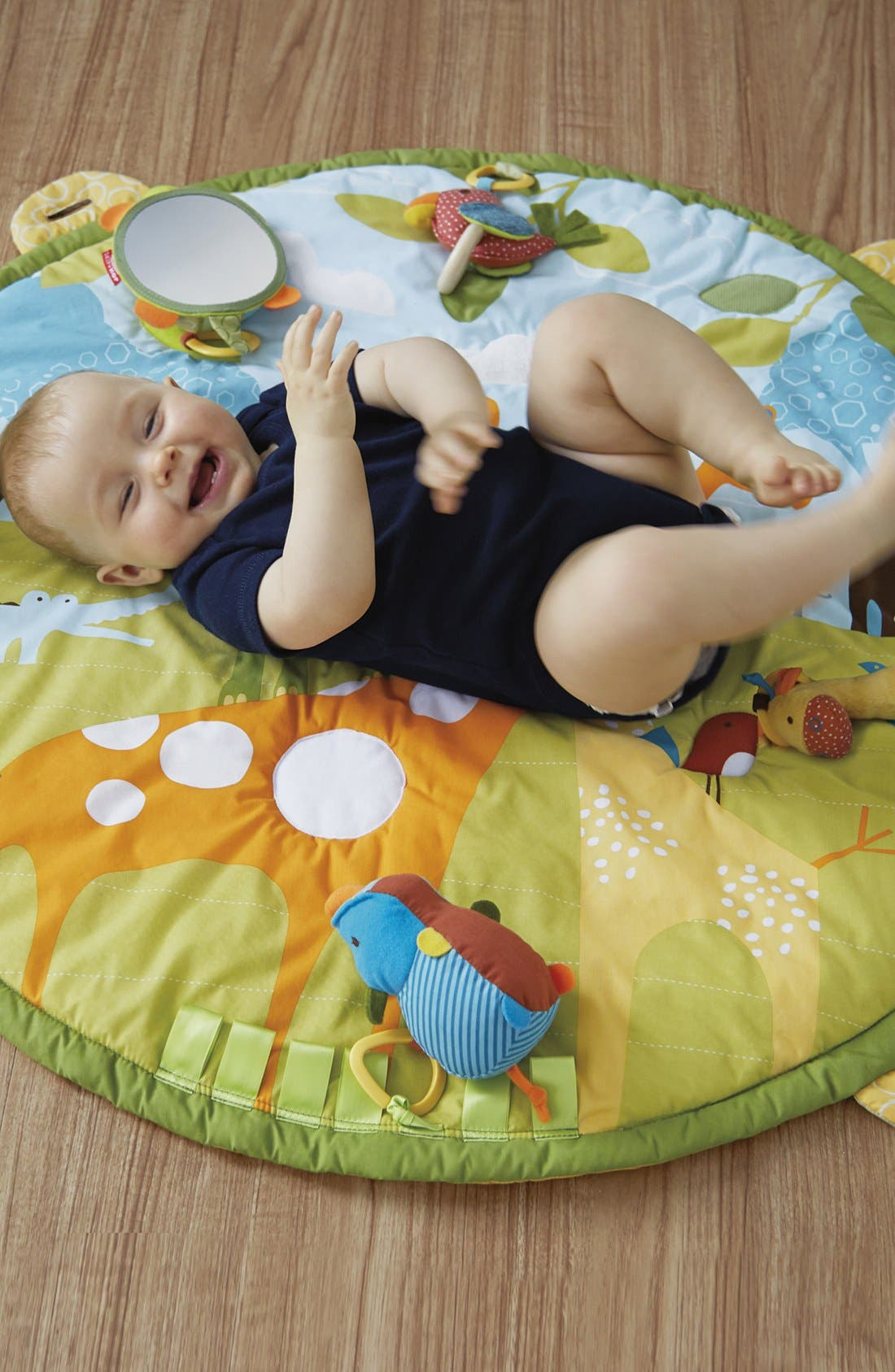 Alternate Image 3  - Skip Hop 'Giraffe Safari' Activity Gym (Baby)