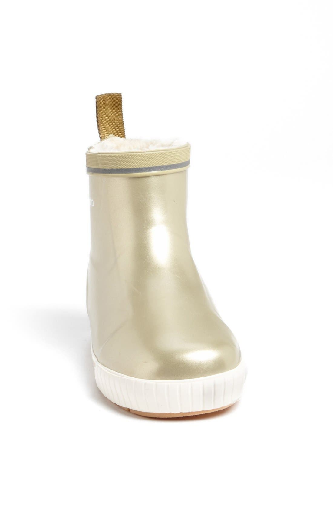 'Skerry Spritz Vinter' Waterproof Boot,                             Alternate thumbnail 3, color,                             Gold
