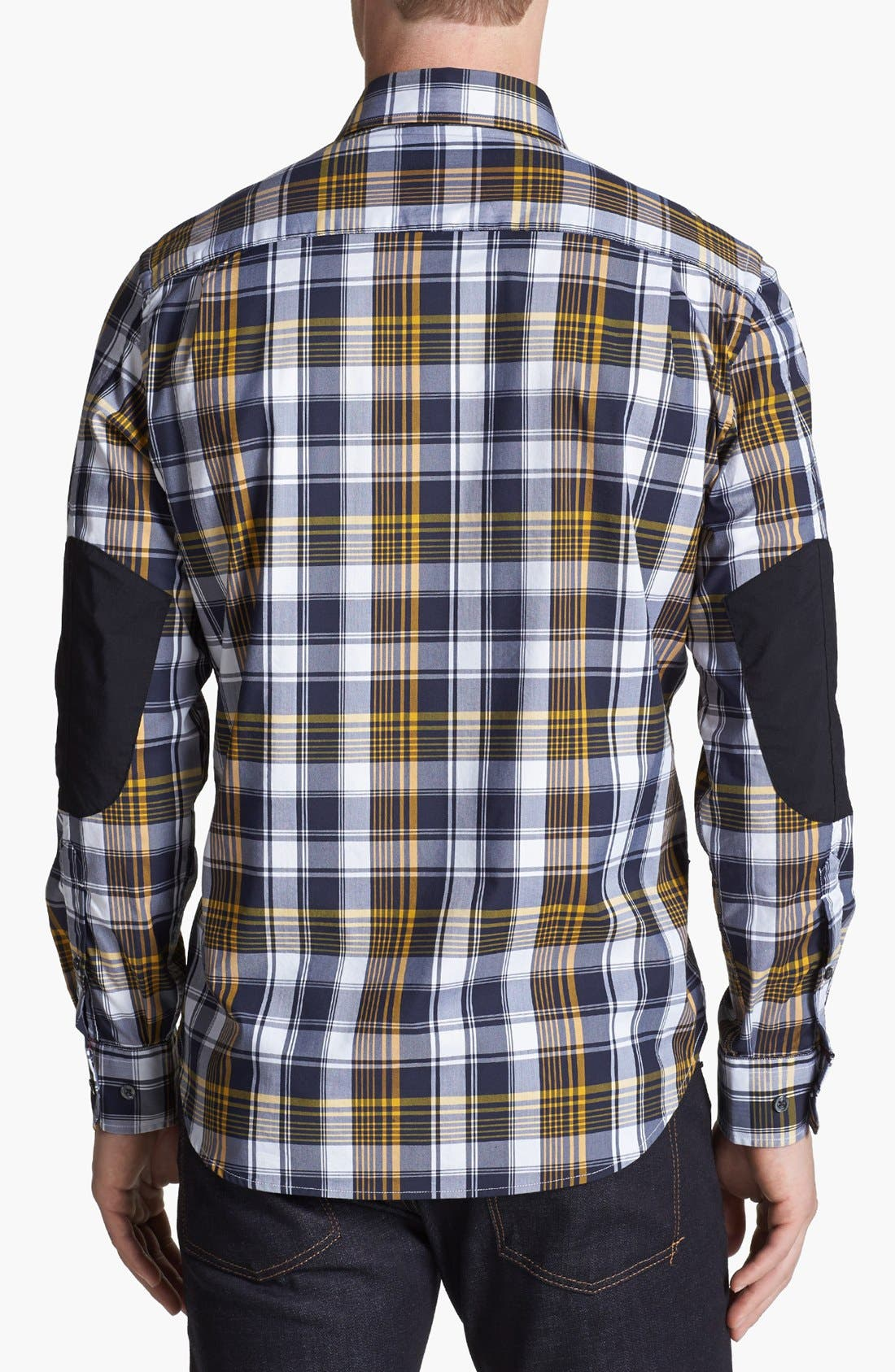 Alternate Image 2  - Victorinox Swiss Army® 'Villamont' Tailored Fit Sport Shirt