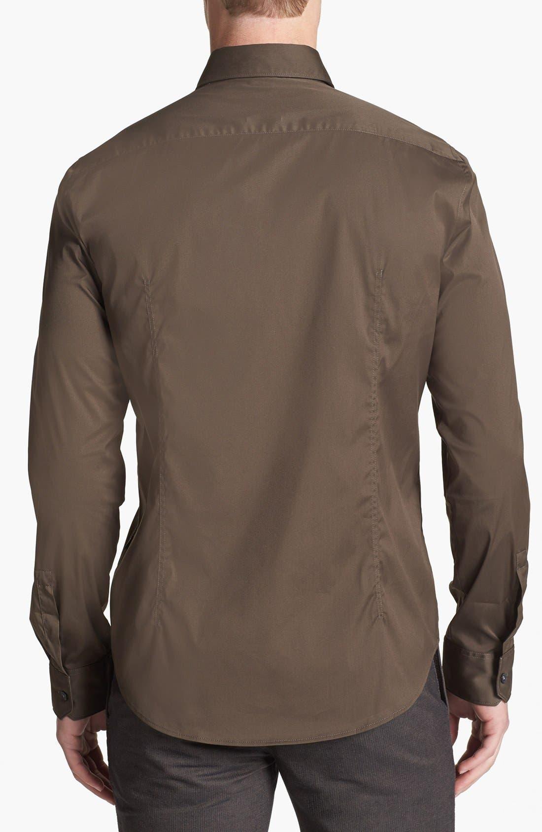 Alternate Image 2  - BOSS HUGO BOSS 'Mirko' Regular Fit Sport Shirt