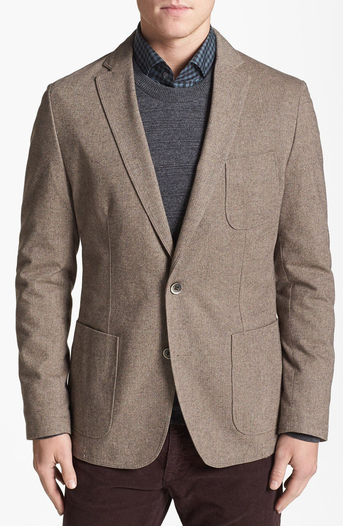 Alternate Image 1 Selected - BOSS HUGO BOSS 'Morell' Sportcoat