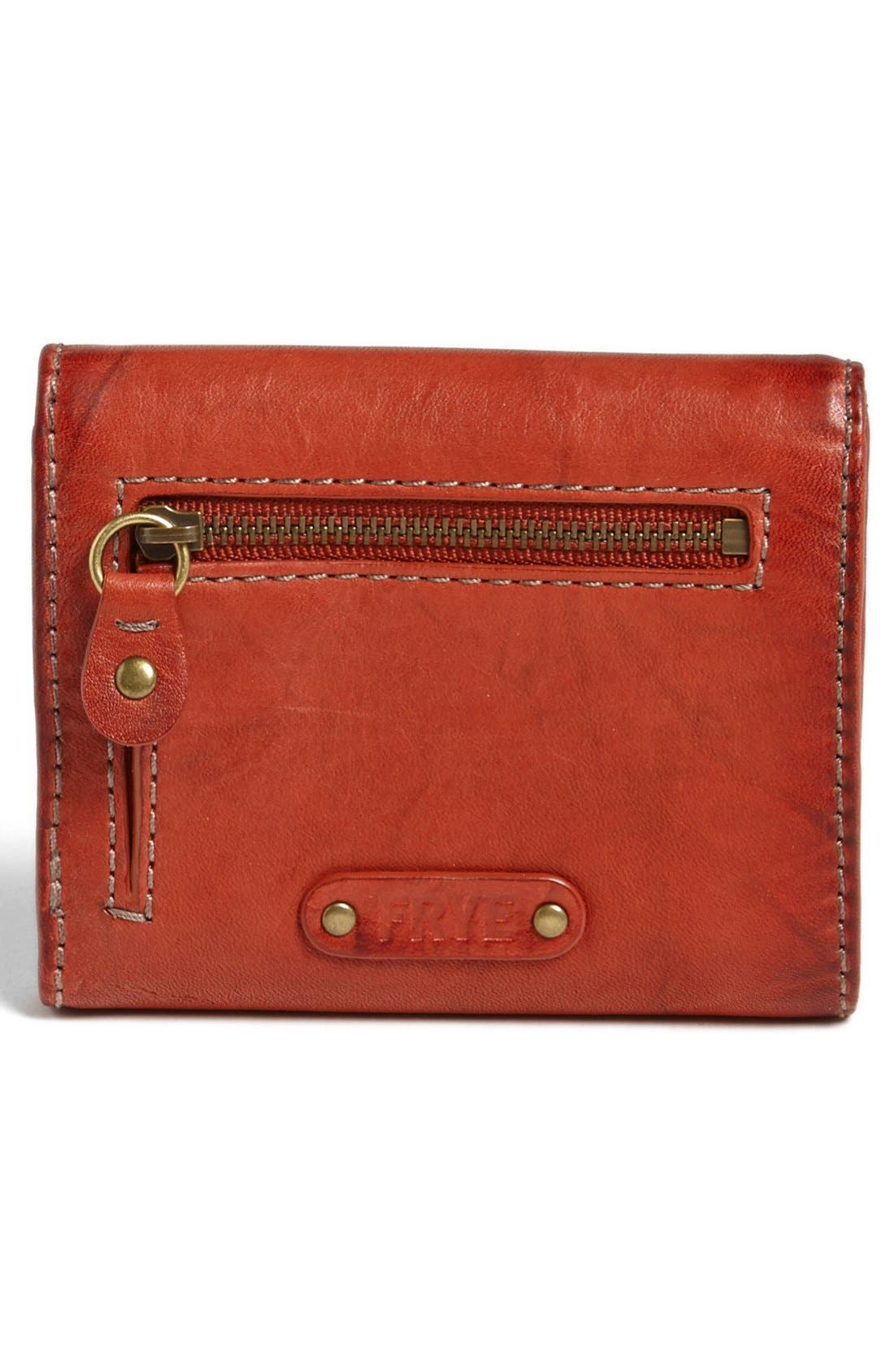 Alternate Image 3  - Frye 'Campus - Small' Leather Wallet