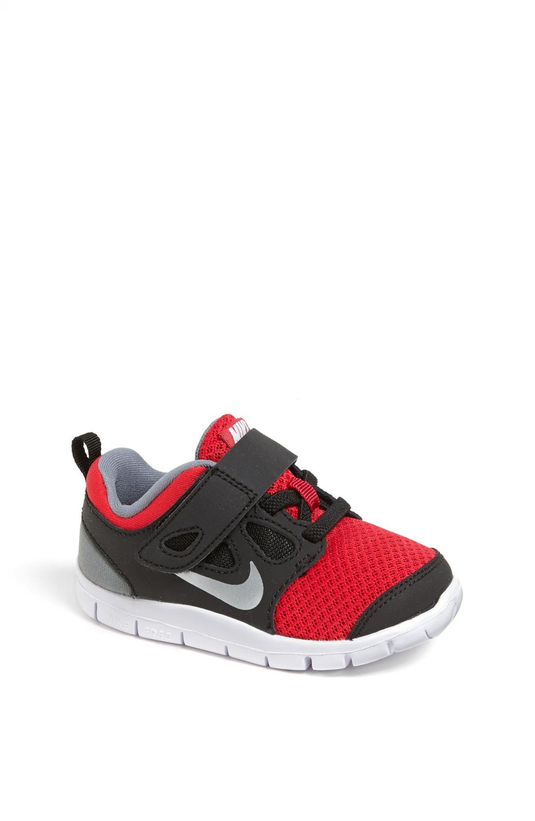 Alternate Image 1 Selected - Nike 'Free Run 5.0' Sneaker (Baby, Walker & Toddler)