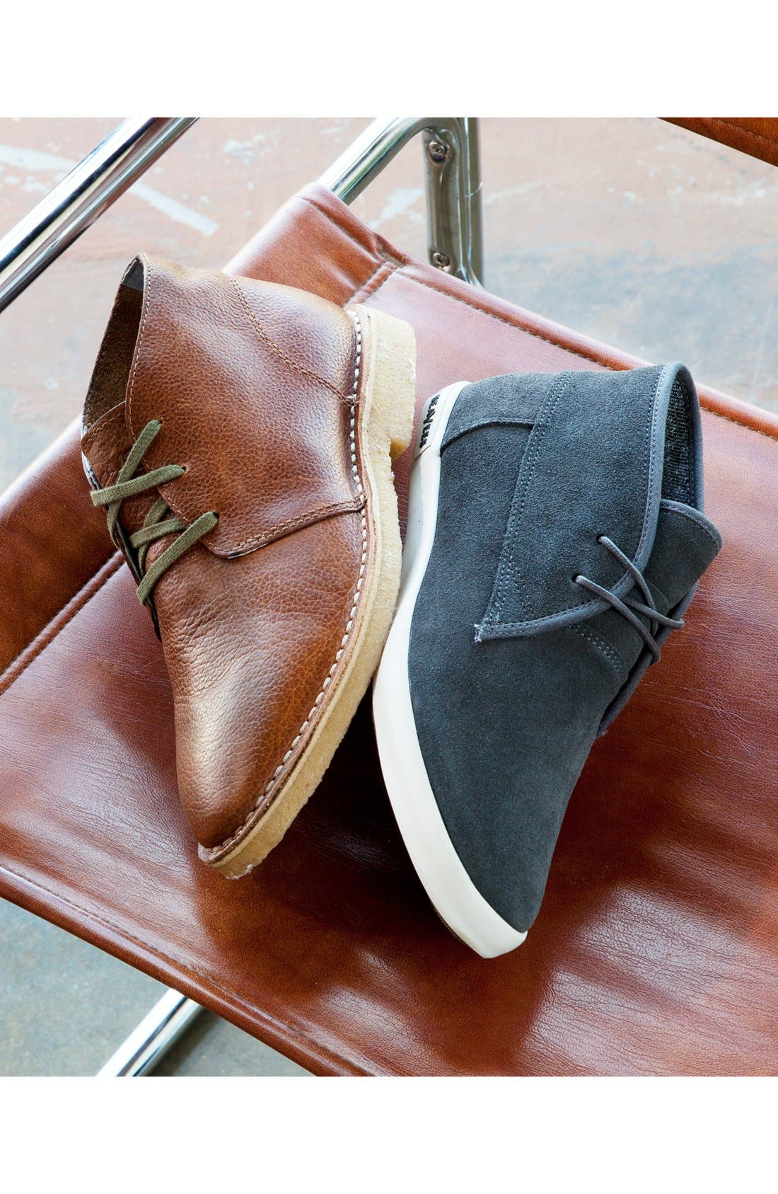 Alternate Image 5  - SeaVees '04/60 Two-Eye Floater' Chukka Boot