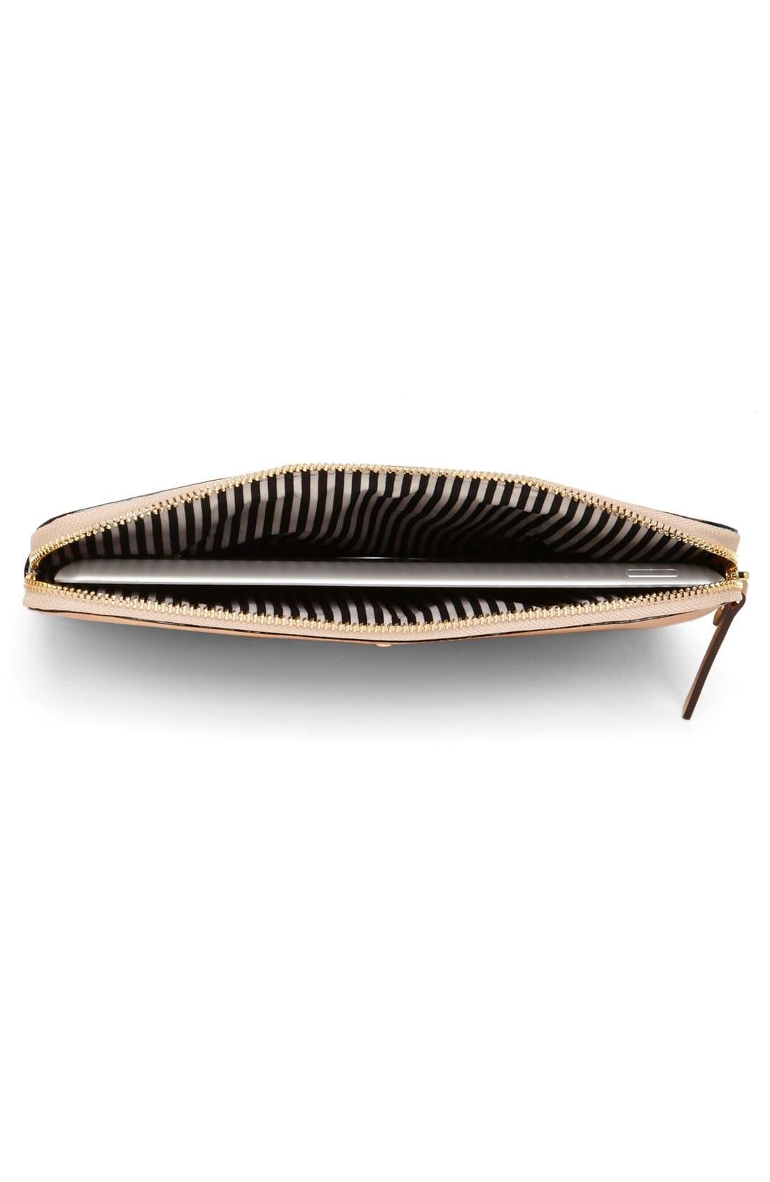 Alternate Image 3  - kate spade new york 'be dazzling' iPad sleeve