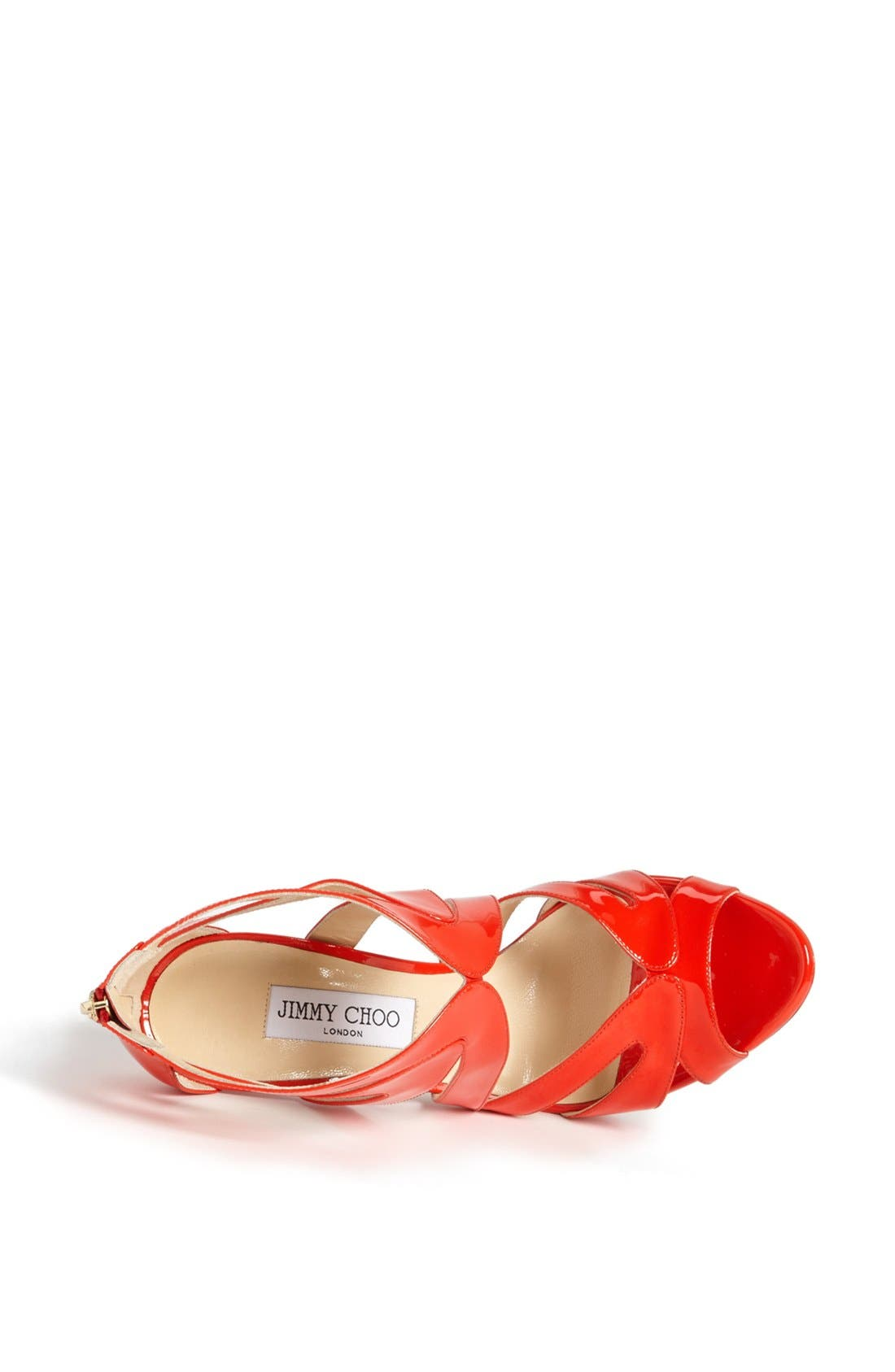 Alternate Image 3  - Jimmy Choo 'Collar Caged' Platform Sandal