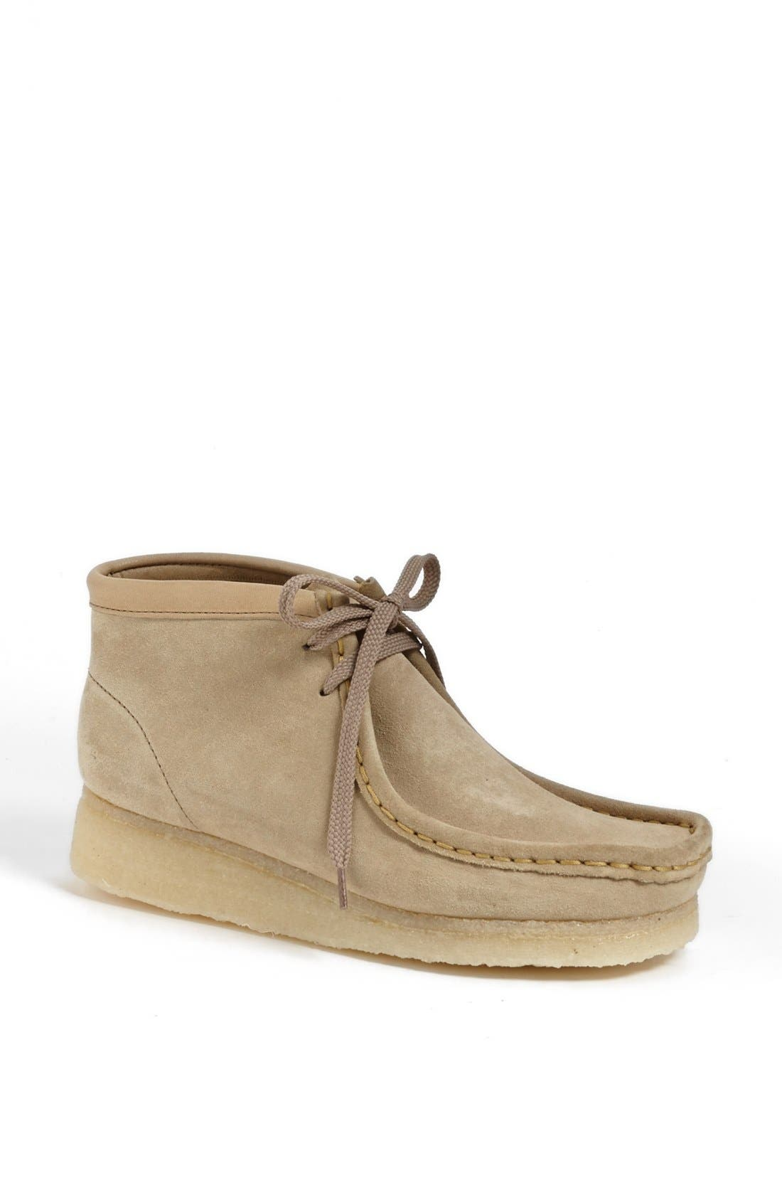 Main Image - Clarks® Originals 'Wallabee' Chukka Boot (Women)