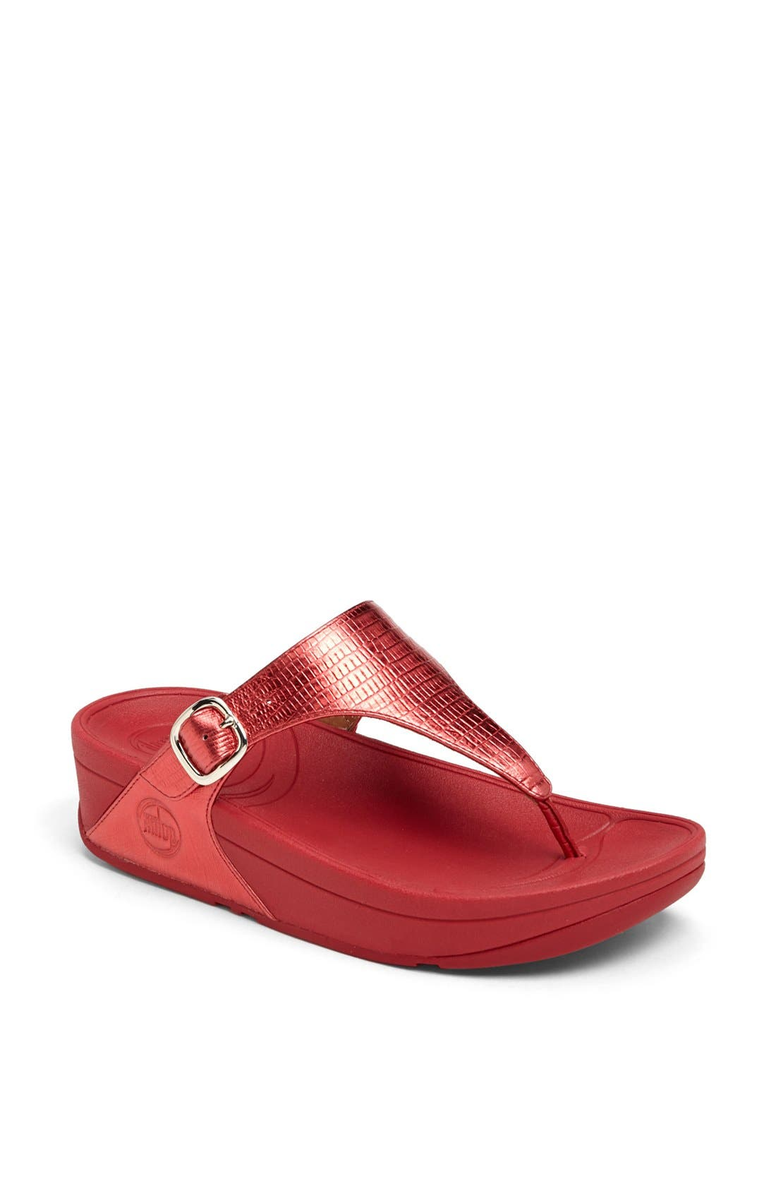 Alternate Image 1 Selected - FitFlop 'The Skinny™' Flip Flop (Women)