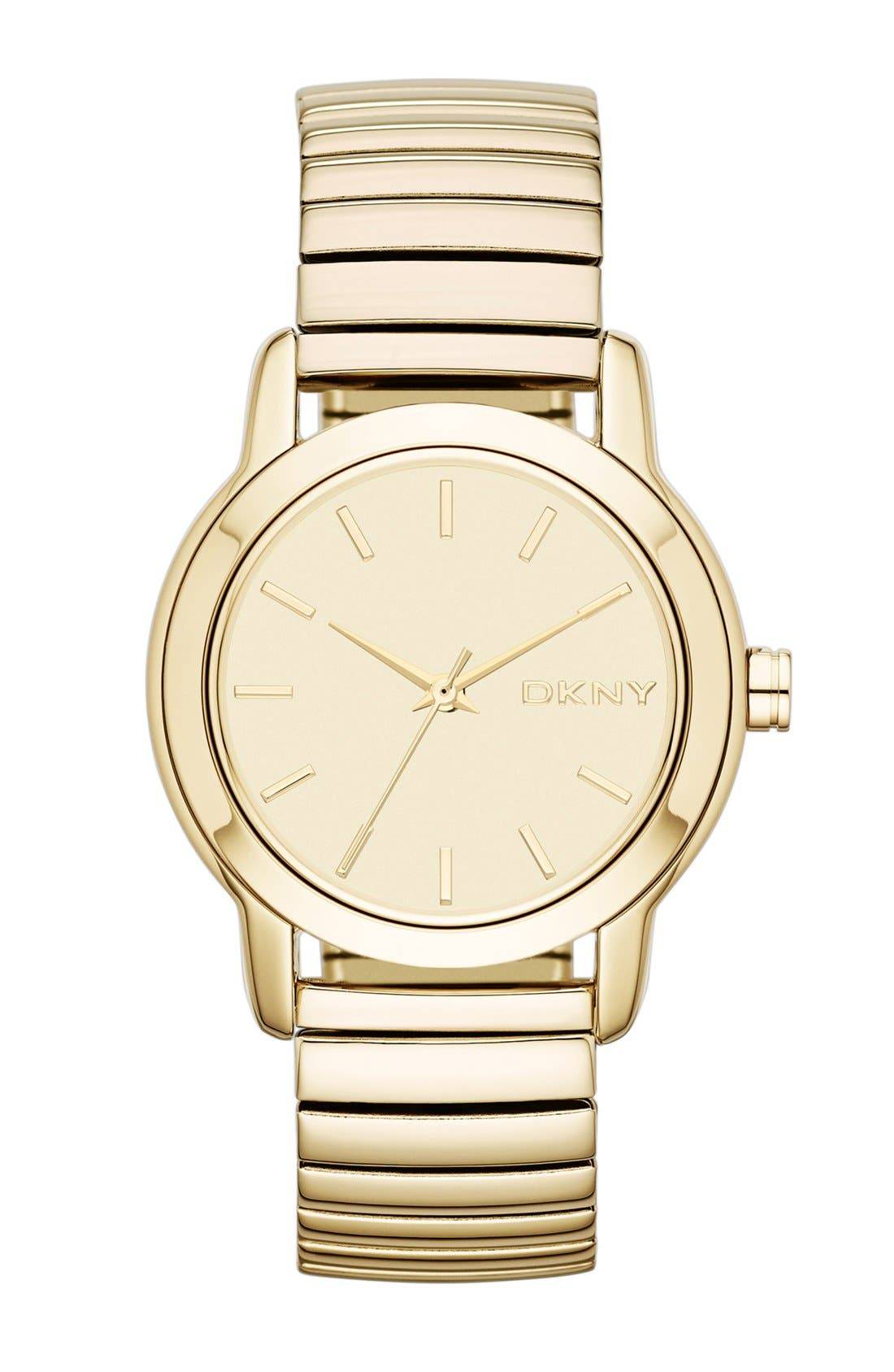 Main Image - DKNY Round Expansion Bracelet Watch, 32mm